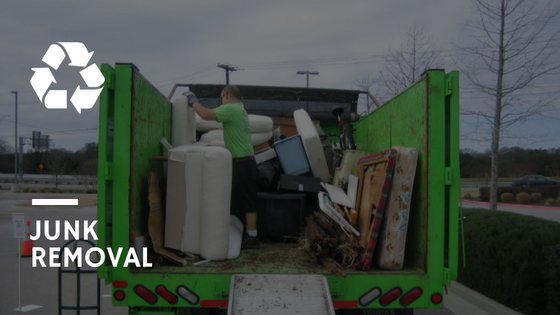Junk Removal In Vancouver - Junk Movers