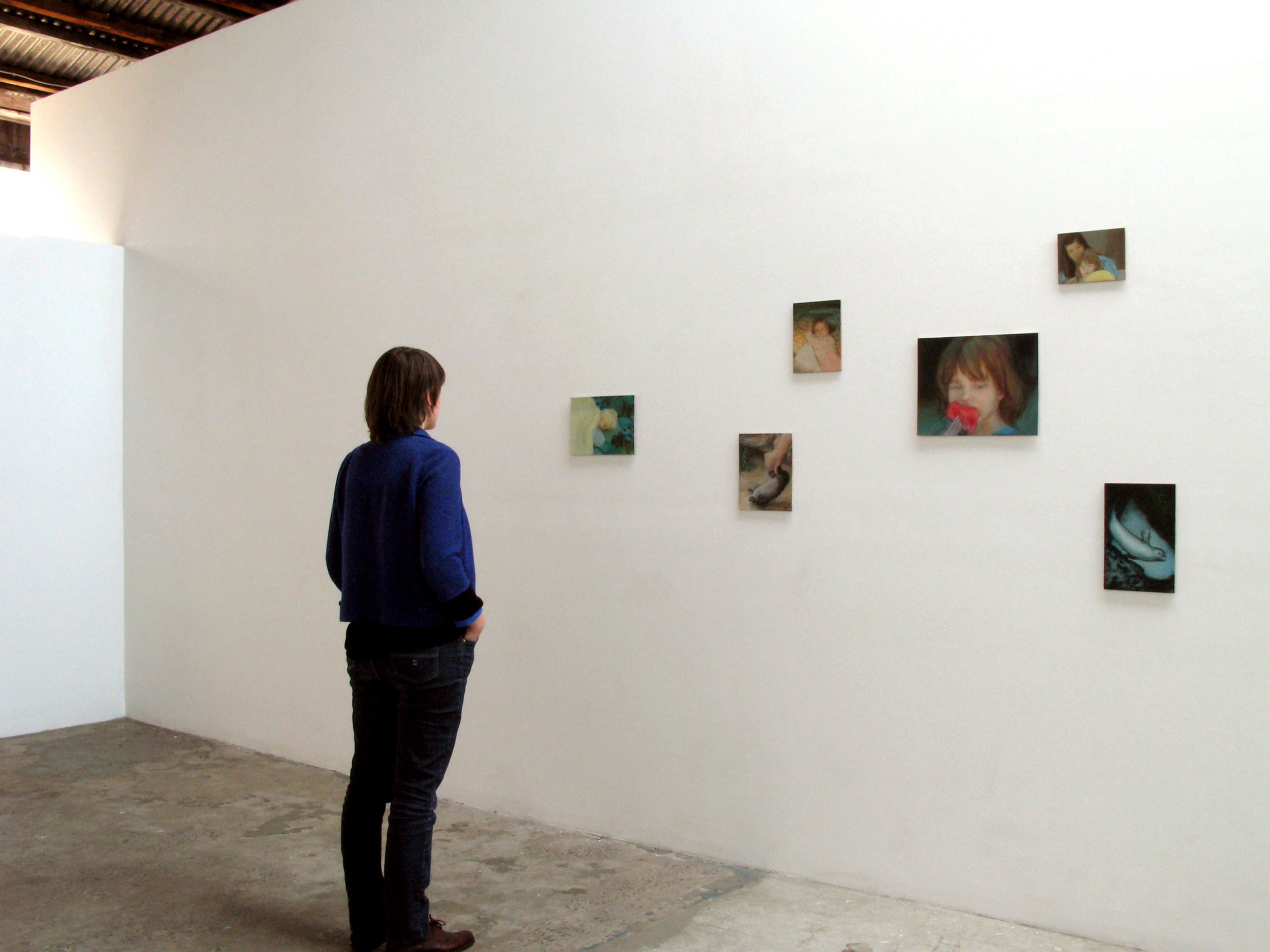 Strange Loop , Installation view, Joint Hassles, 2007