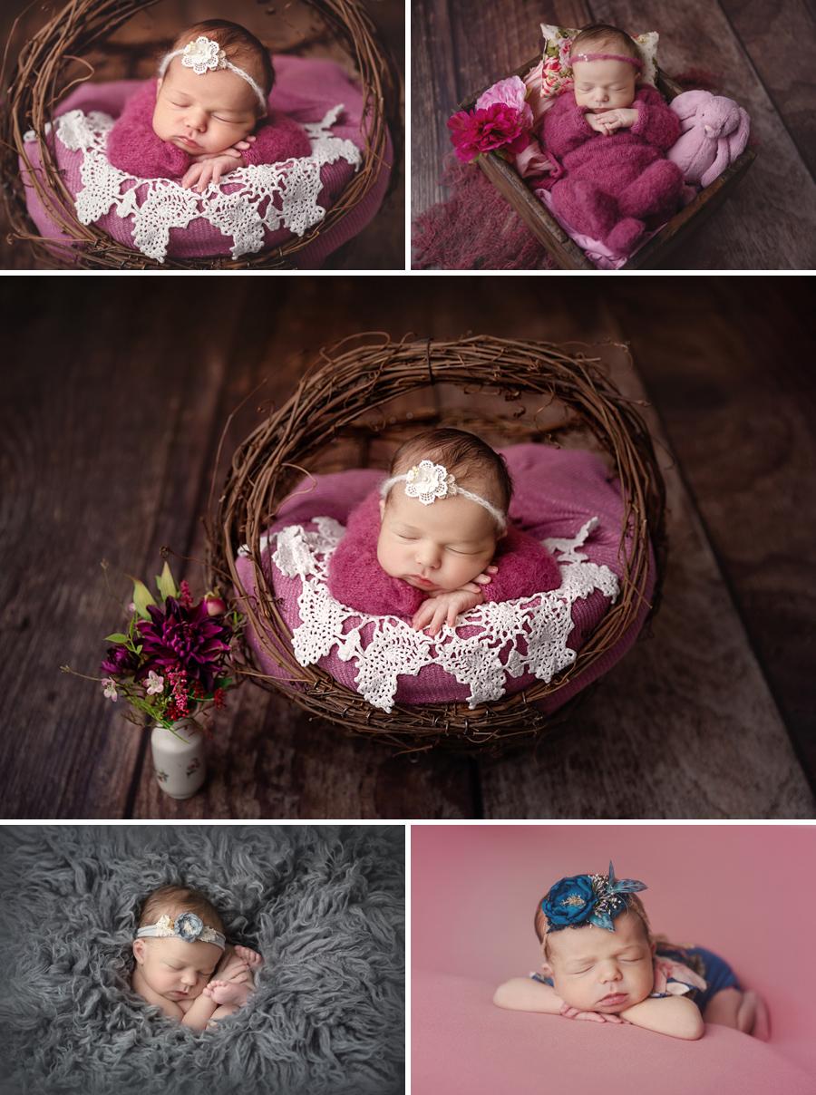 newborn photographer monaco côte d'azur