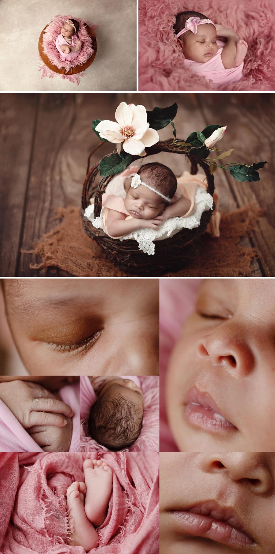 photographe nouveau né bébé monaco côte d'azur