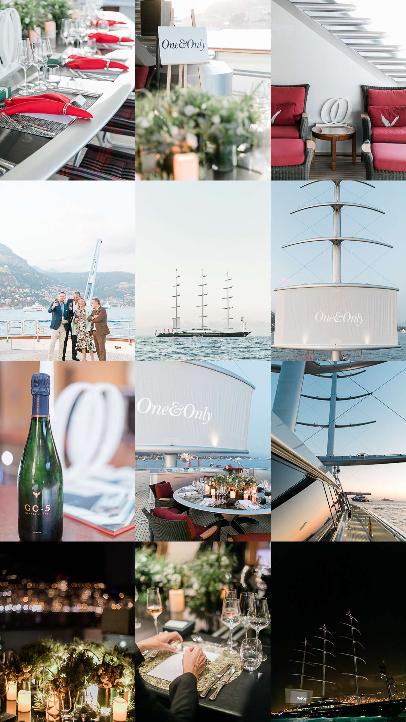 one and only yacht photographer monaco