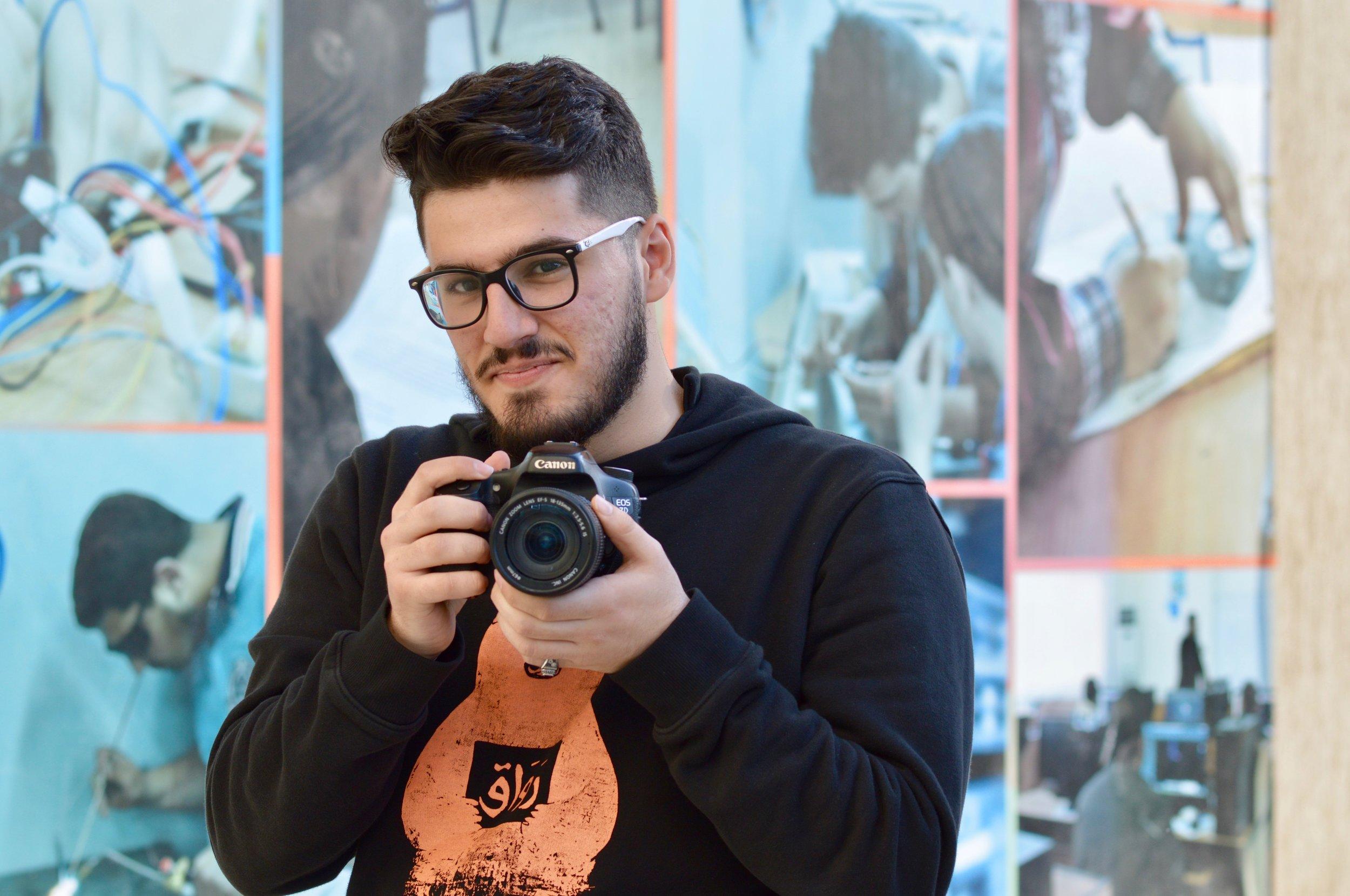 Palestinian Teenager Using YouTube to Transcend His Refugee Status - Medium