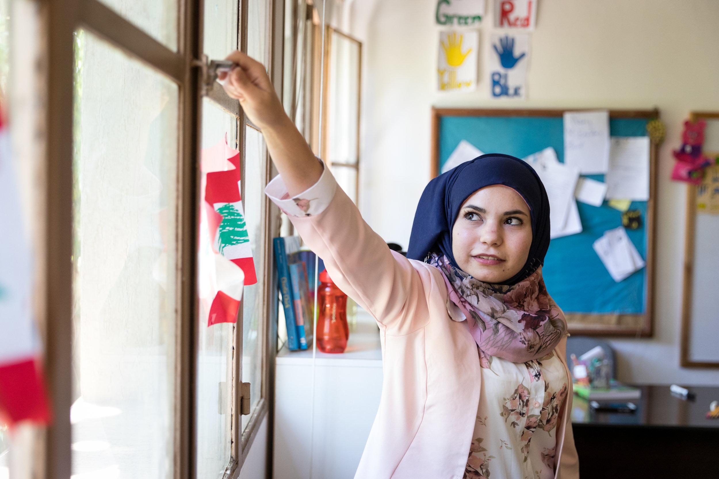 2018-06-20_Rasha Rafai 23, Childhood Education at Al Kayrawan, Bekaa, LEB_0314.jpg