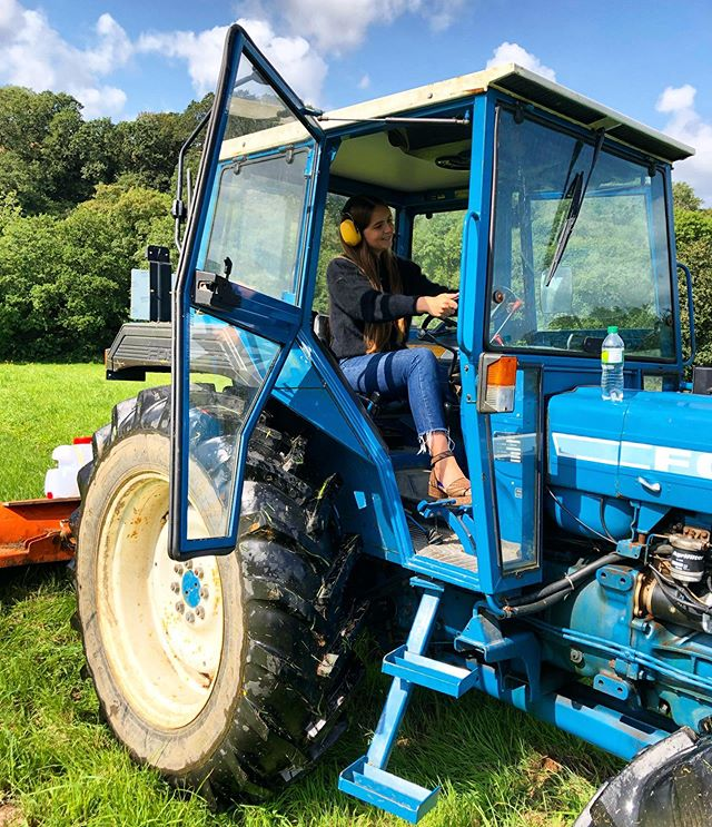 tractoring 🥟🚜