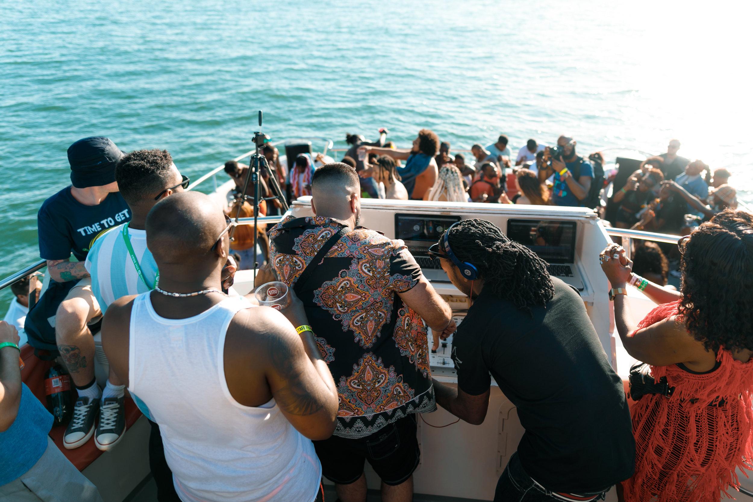 TropiCool Boat Party - SUN, SEA & VIBES!