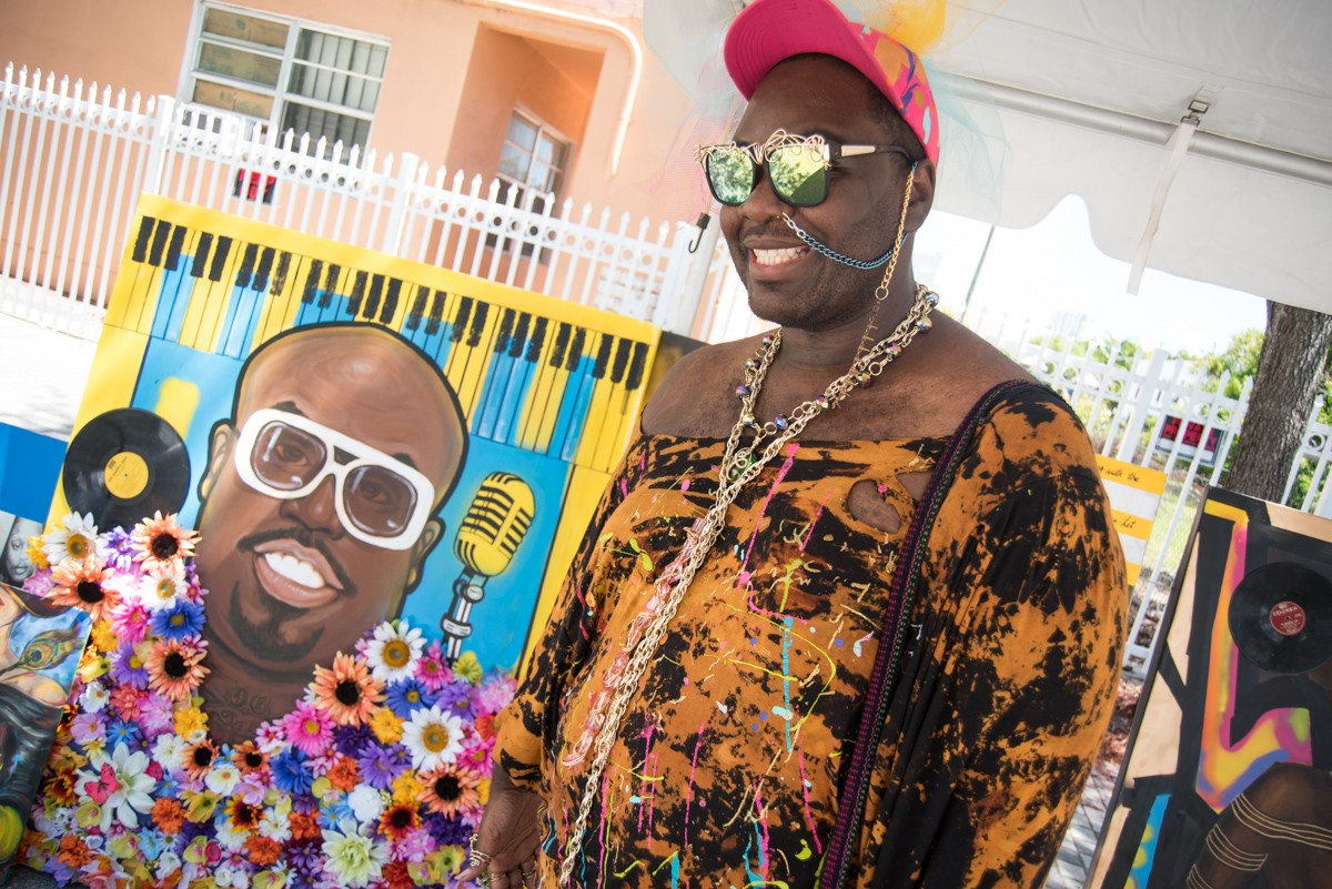 Miami New Times - Overtown was packed with great food, local art, and activities for kids on Saturday, July 15, for the Overtown Music & Arts Festival. Check out these highlights from the all-day affair courtesy of Amadeus McCaskill.