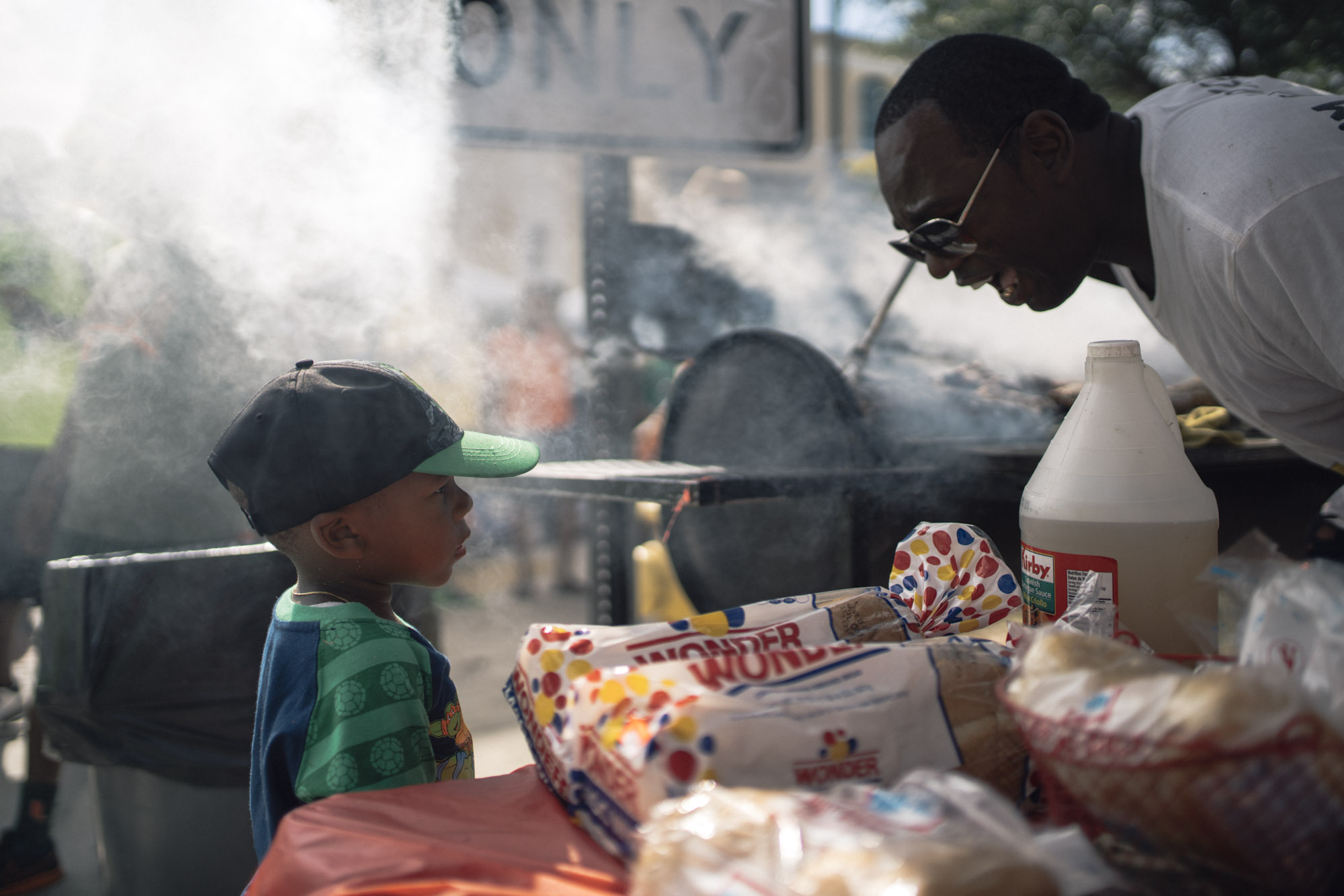 Soul Food - Overtown Music & Arts Festival serves up soul food in historic Overtown. 2017
