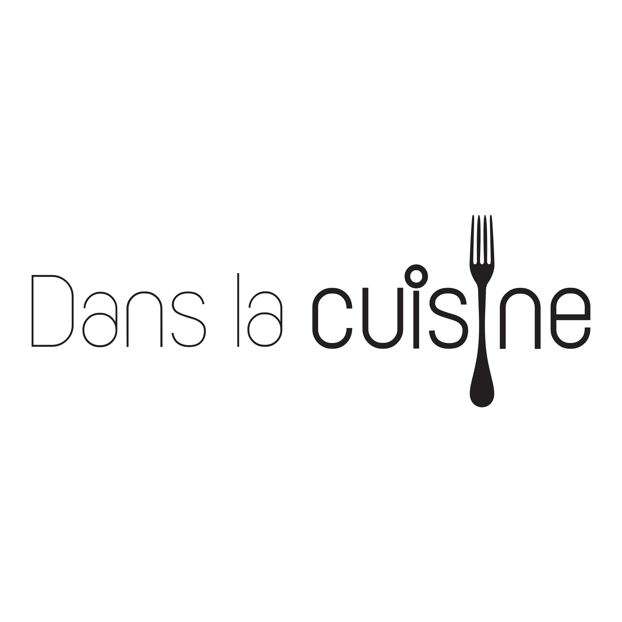 Logo for a Parisian Restaurant
