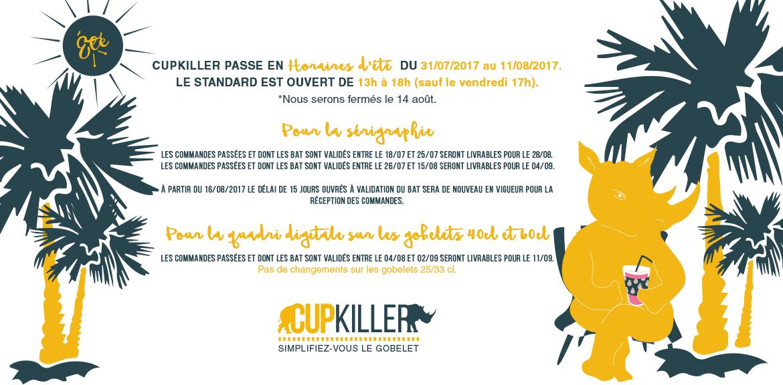 Web - Cupkiller