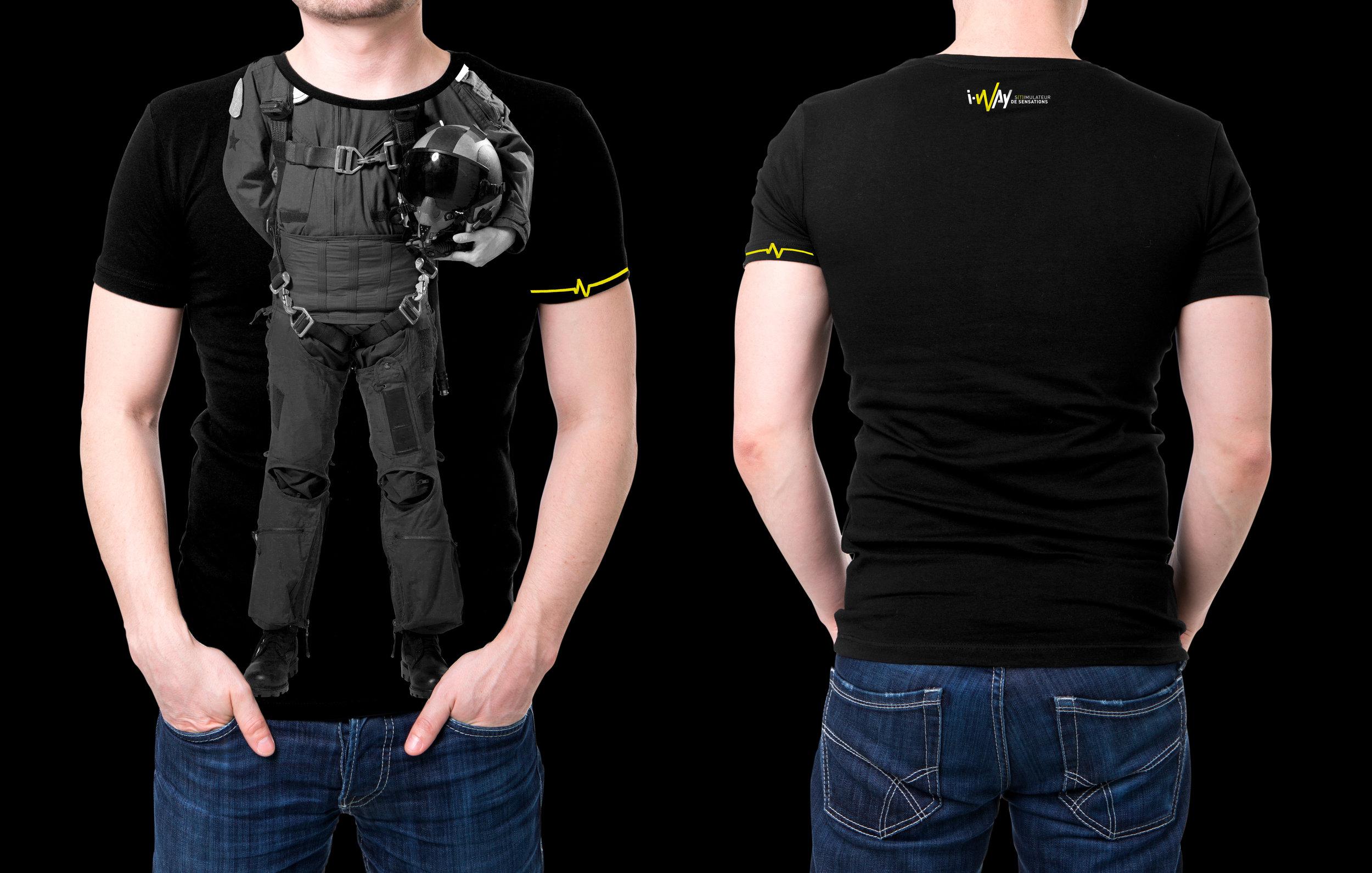 T-Shirt I-way Aviator