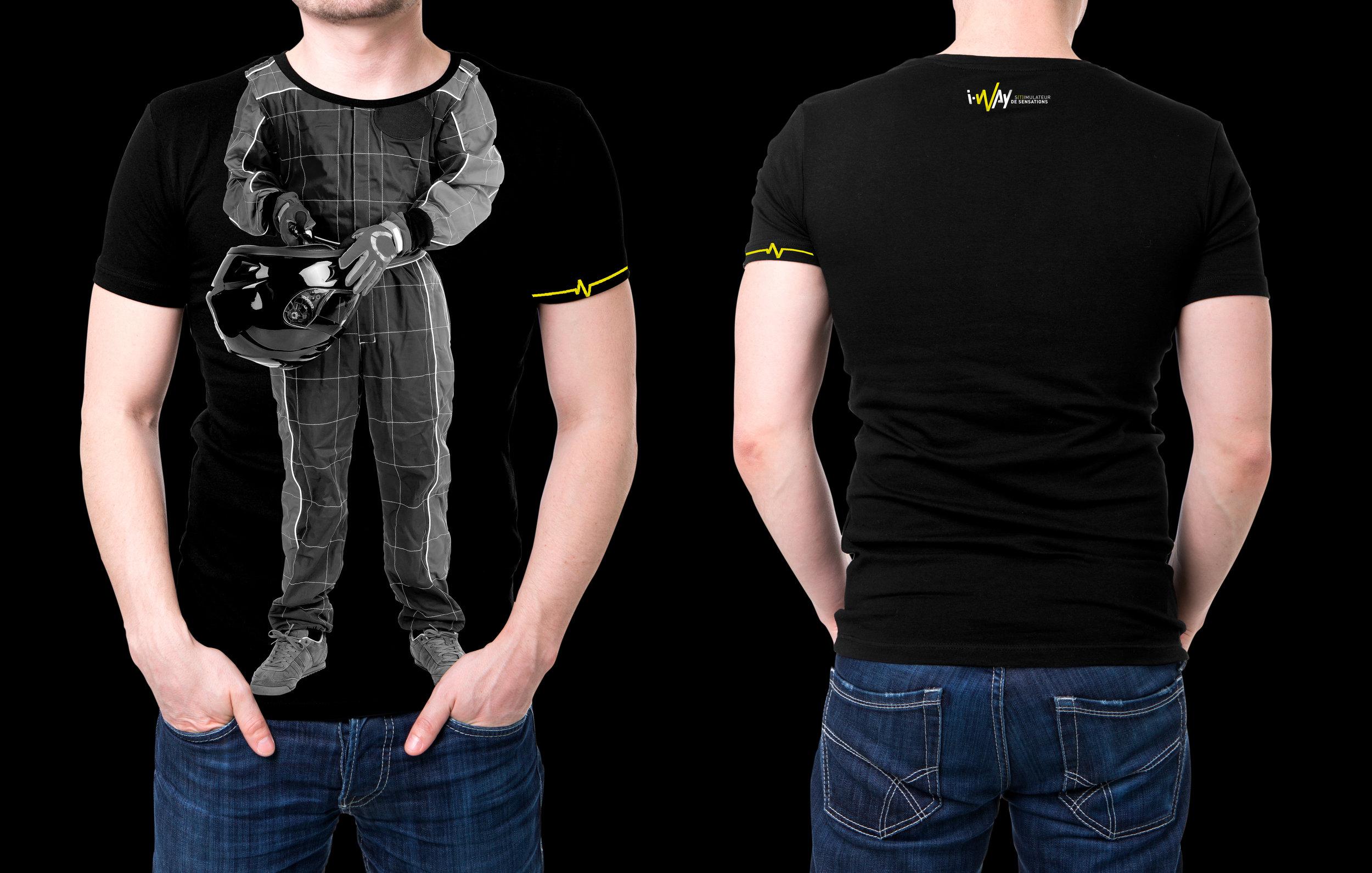 T-Shirt I-Way Pilot