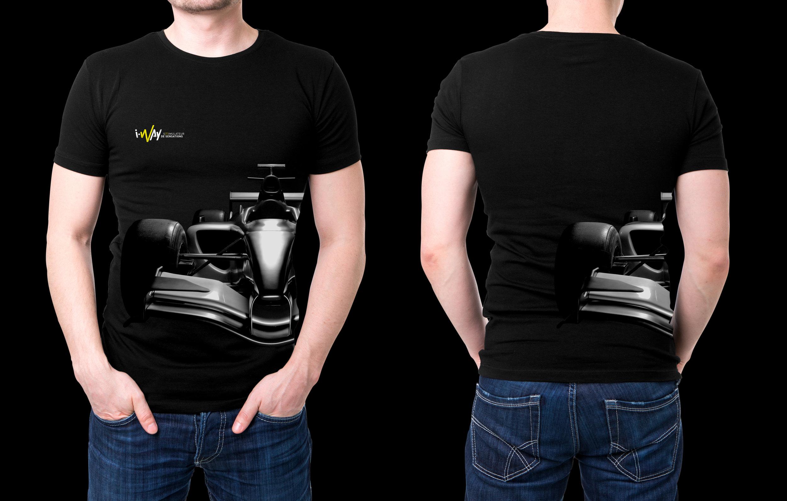 T-Shirt I-Way - Formule 1