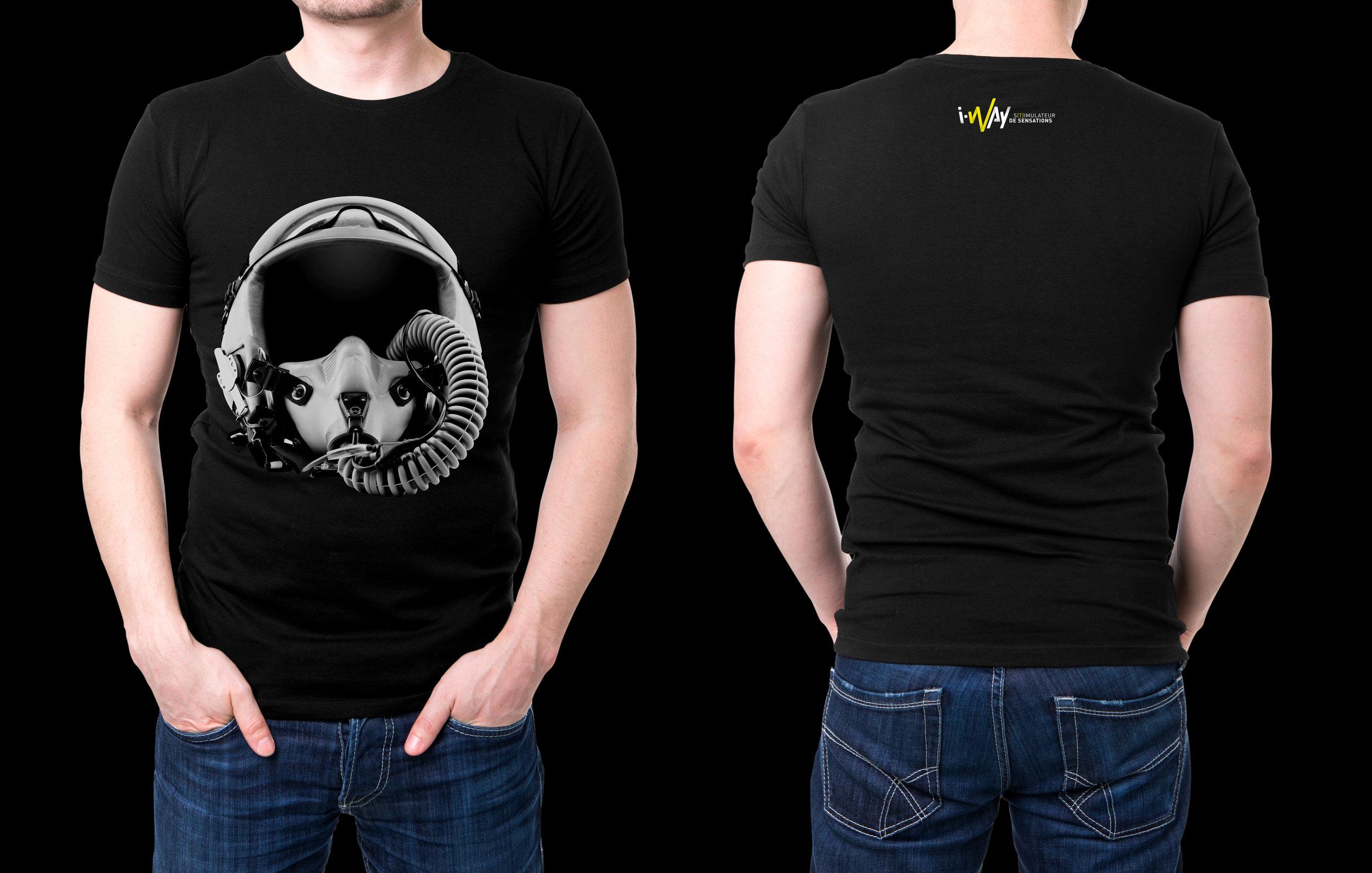 T-Shirt I-Way - Pilot
