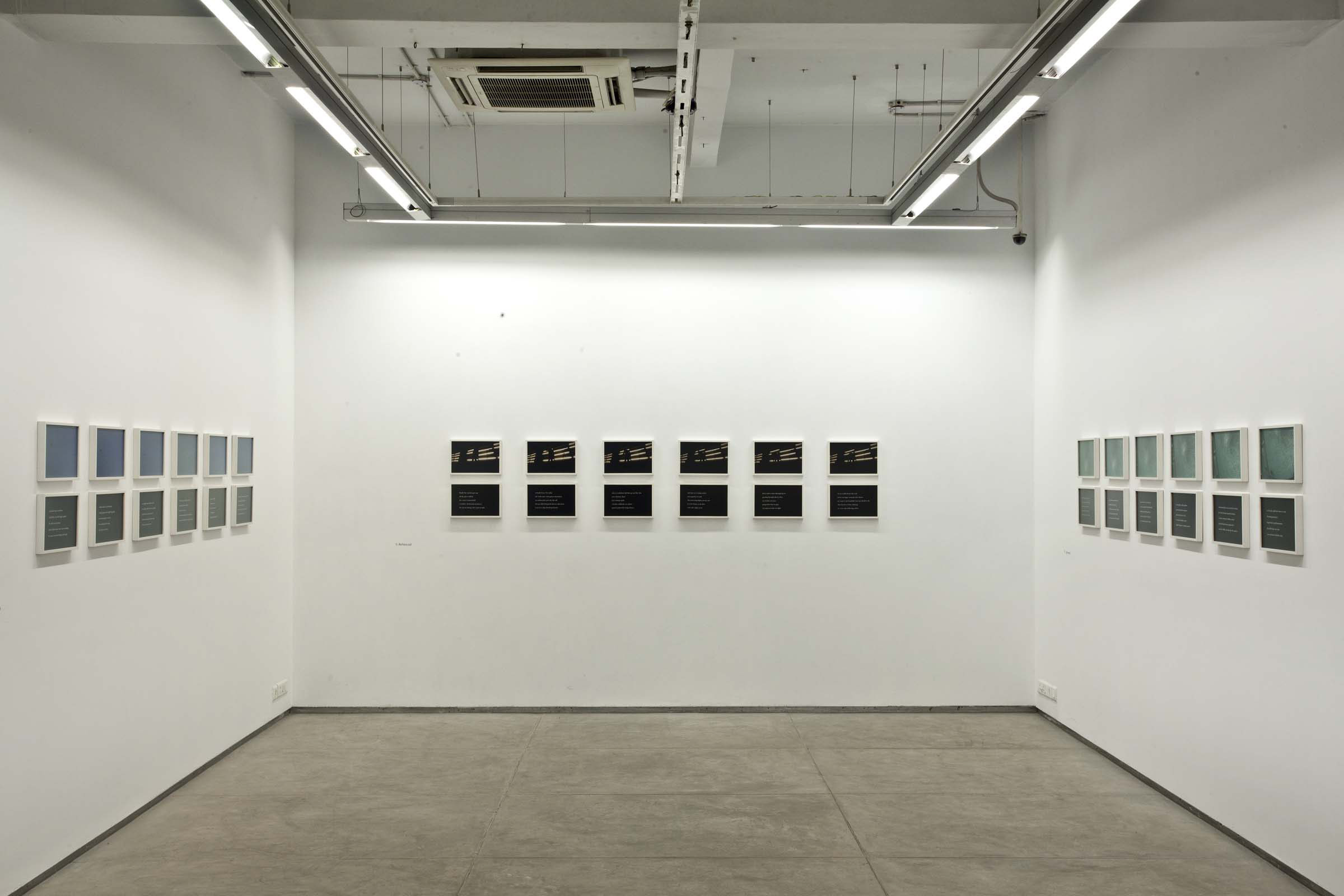 Installation View, Experimenter.