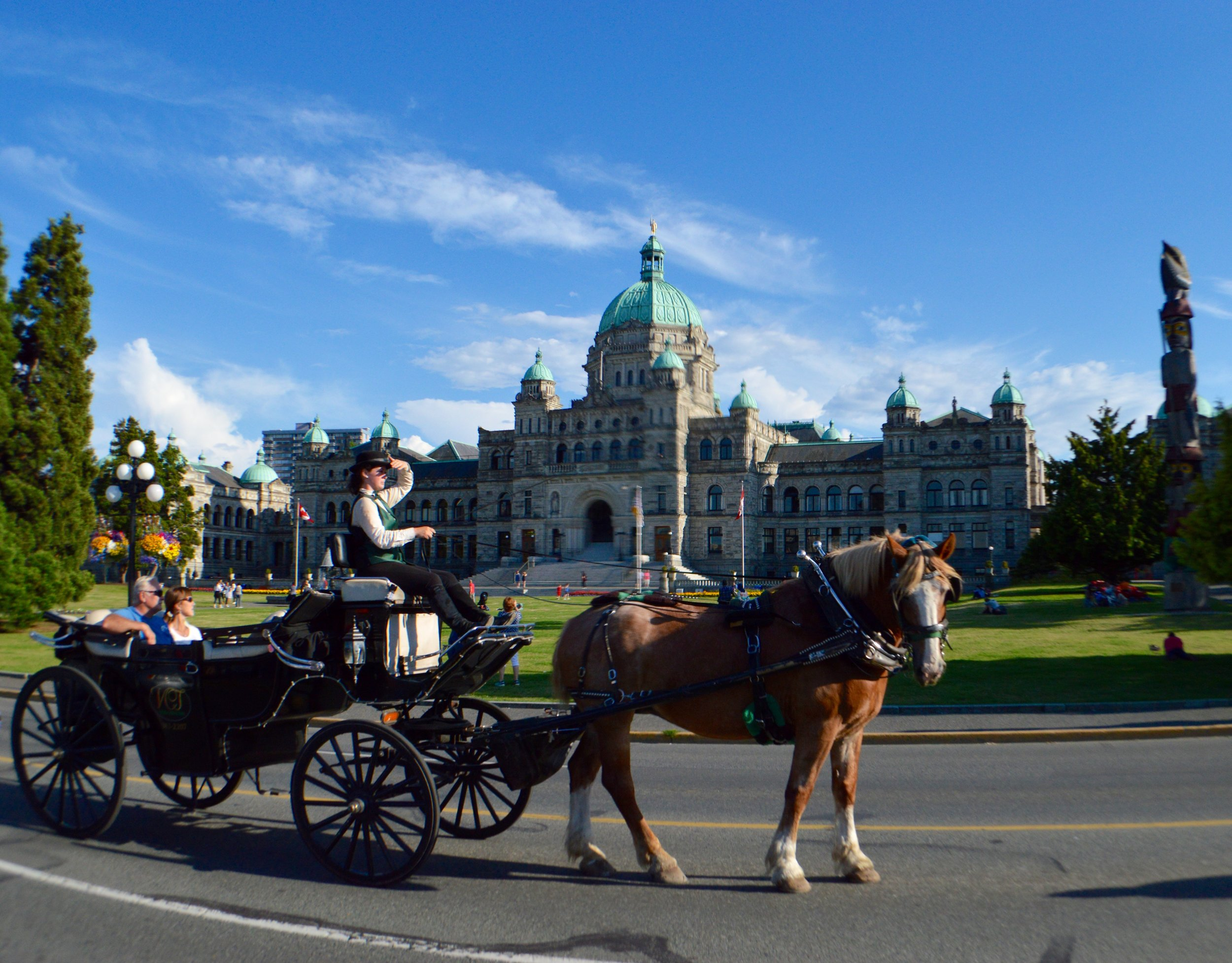 Victoria Carriage Tour