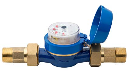 Example of a Flow Meter. Credit & Source: Hunter