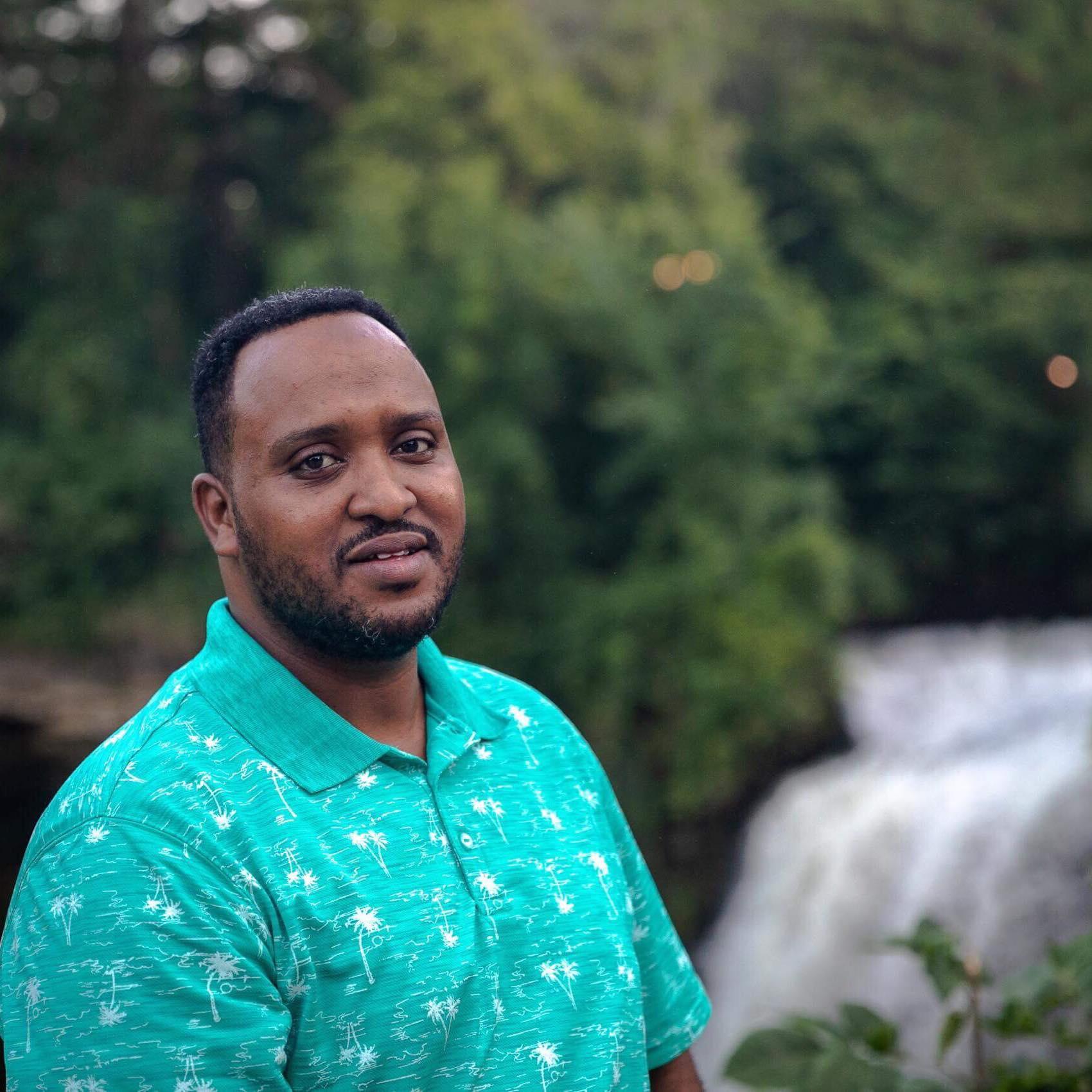 LIBAN RASHID - SOMALIA -