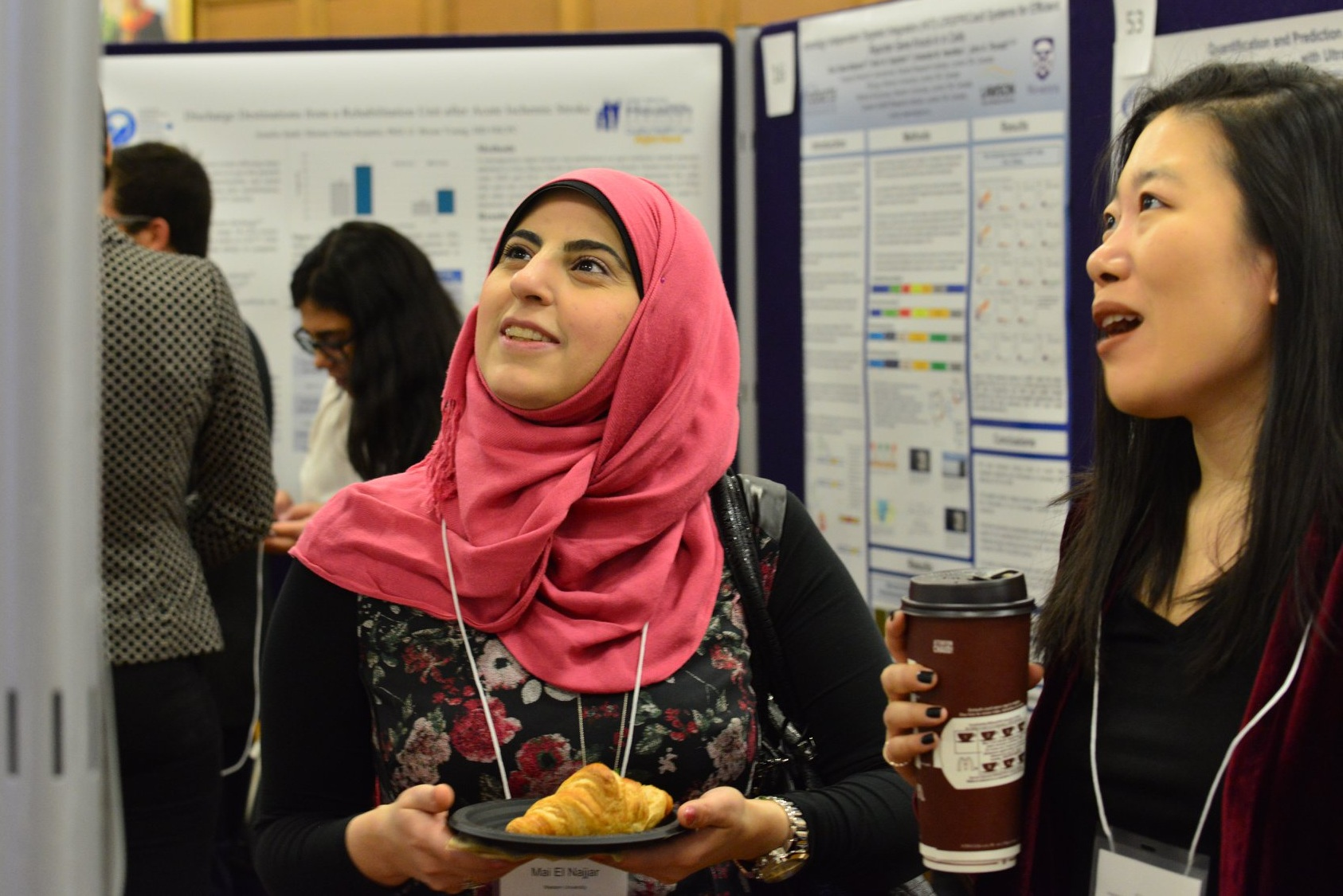 Conference - Learn about our conference which features an industry and graduate program expo, an undergraduate research poster competition, and inspiring keynote speakers.