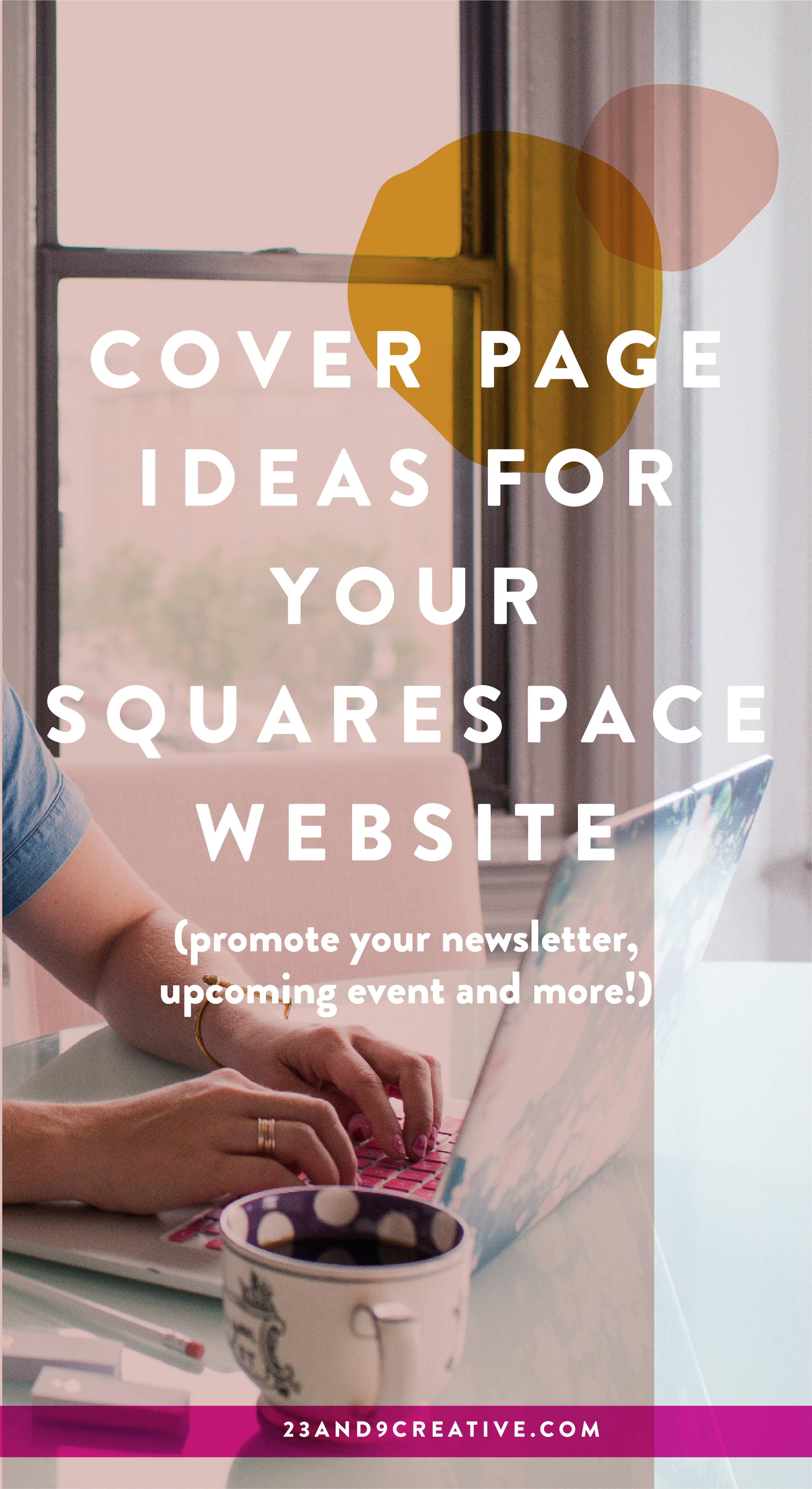 Cover Page Ideas