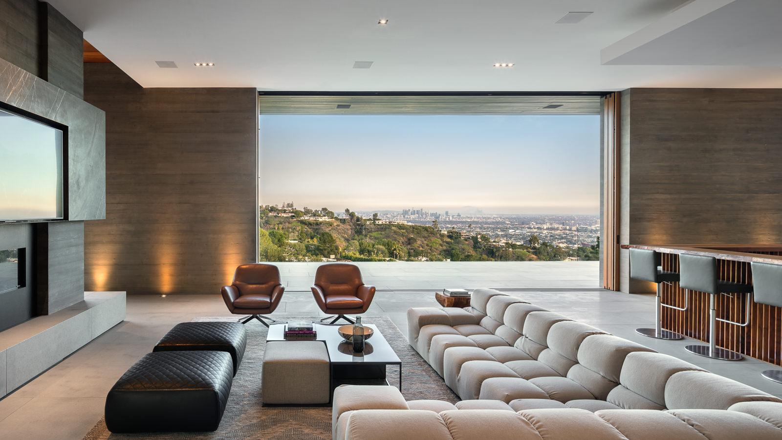 Beverly Hills Residence - CJ Bonura / SACA Development