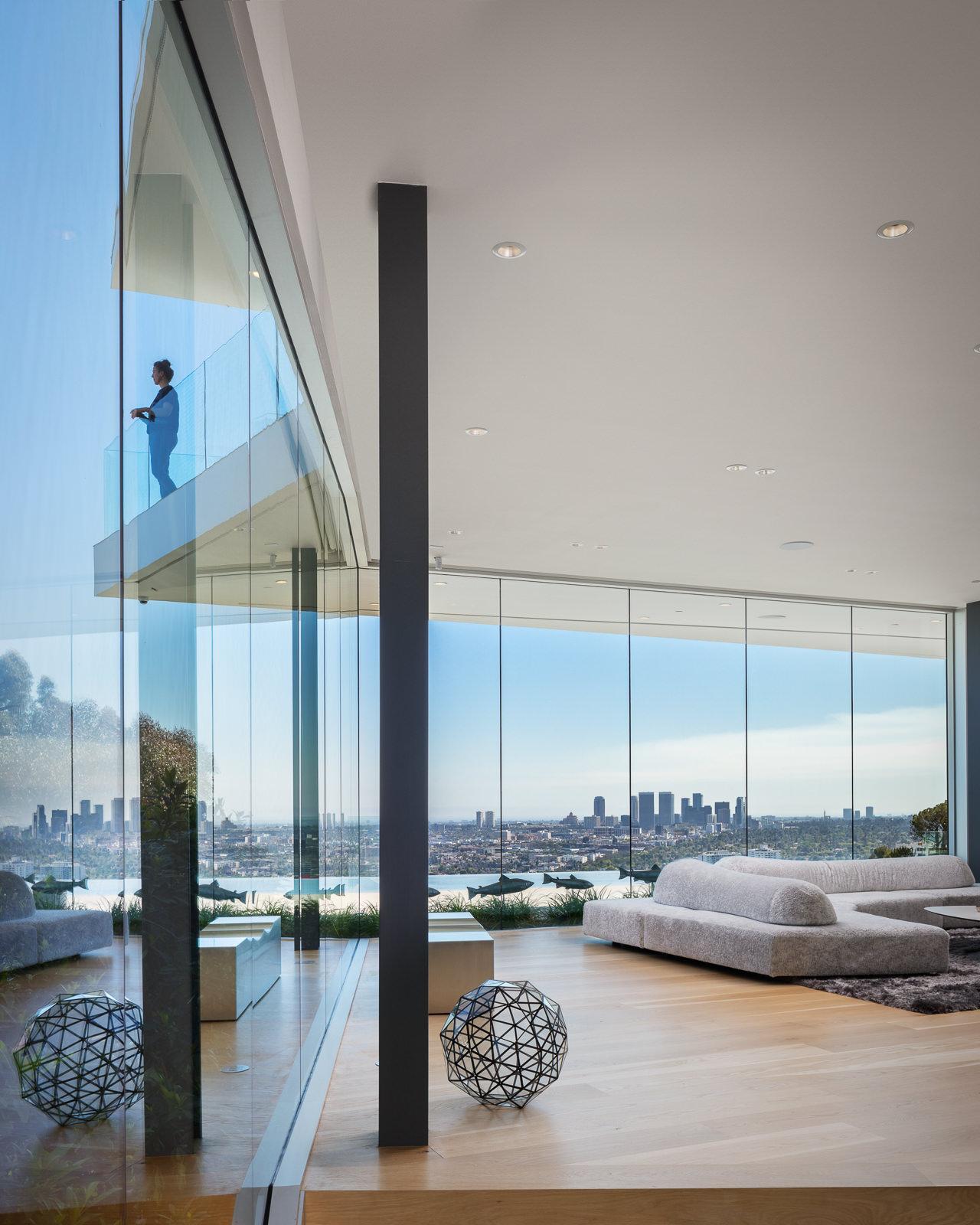 Sunset Strip Residence, West Hollywood, CA - Belzberg Architects