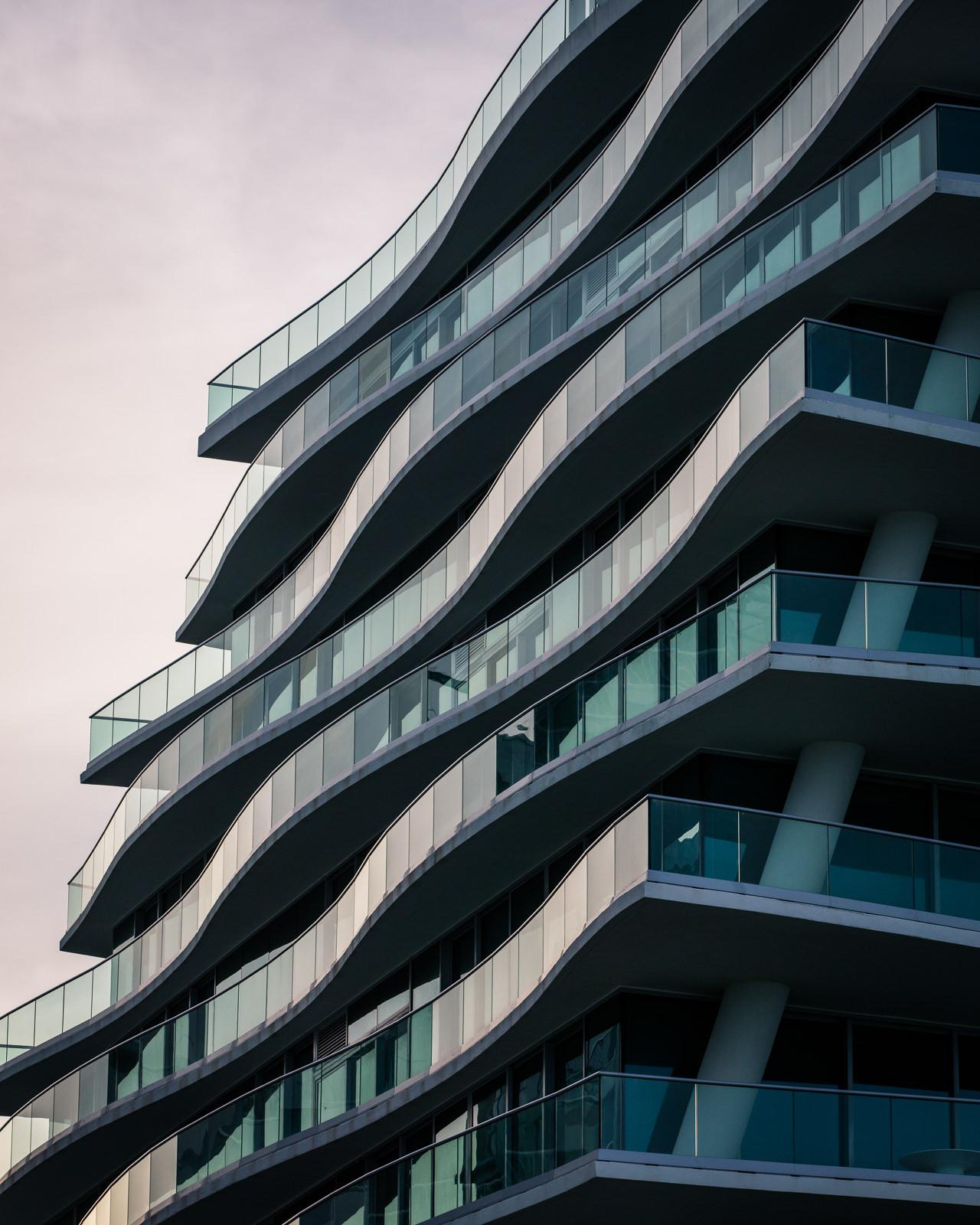 Fendi Chateau, Miami, FL - Arquitectonica
