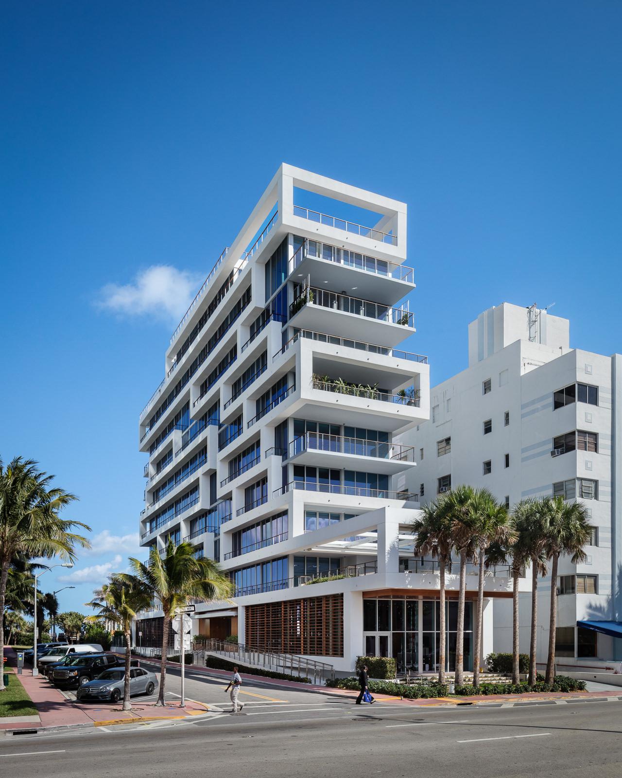 Beach House 8, Miami Beach, FL - Arquitectonica