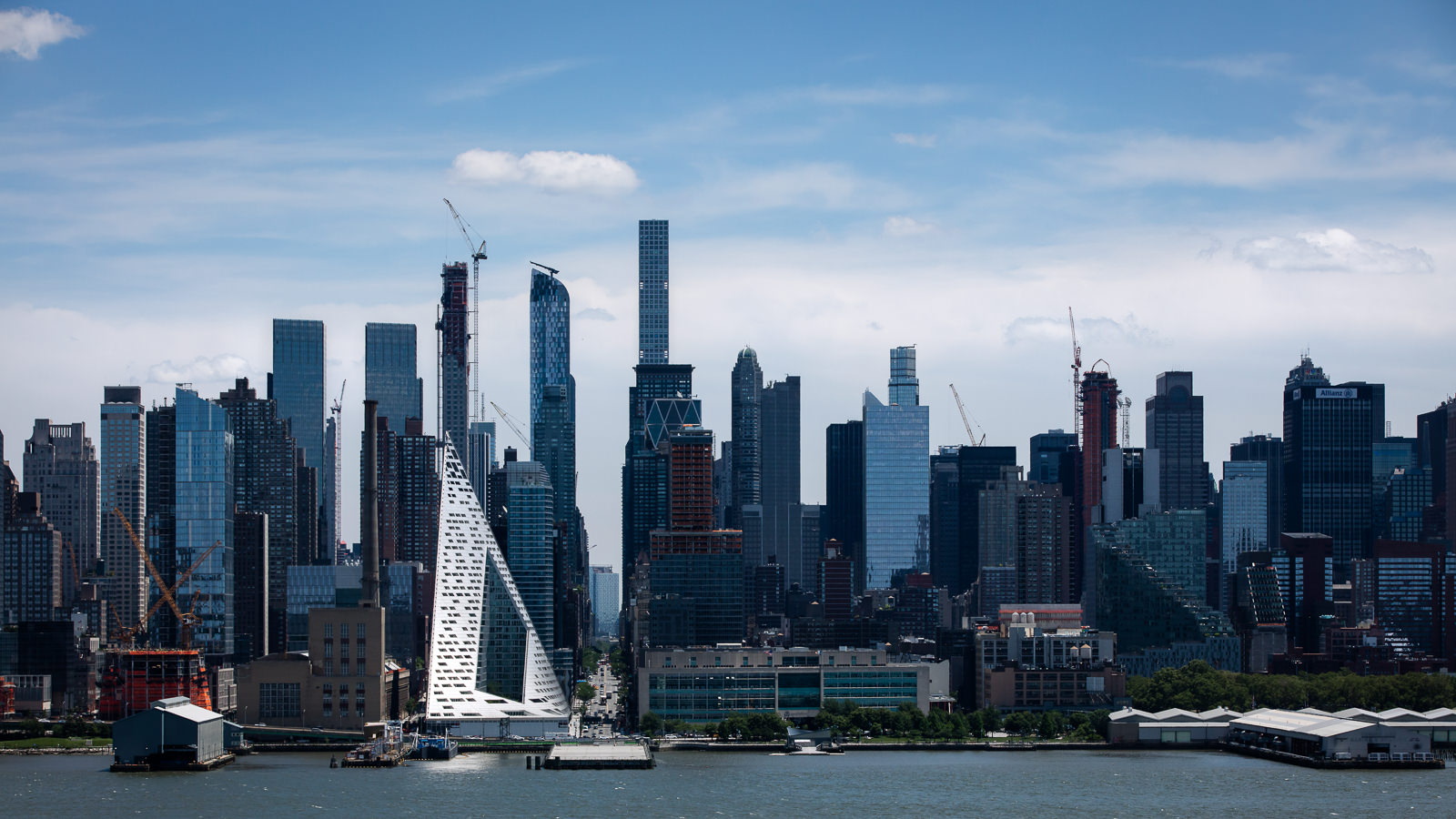 VIA 57 WEST, New York City, NY - Bjarke Ingels Group