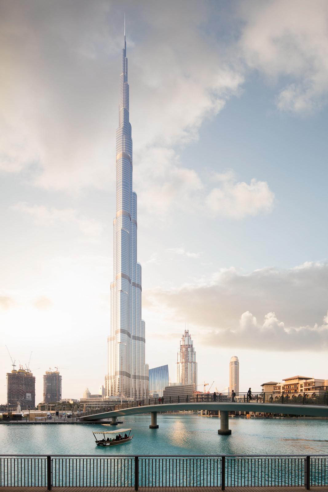 Burj Khalifa, Dubai, UAE - Skidmore, Owings and Merrill