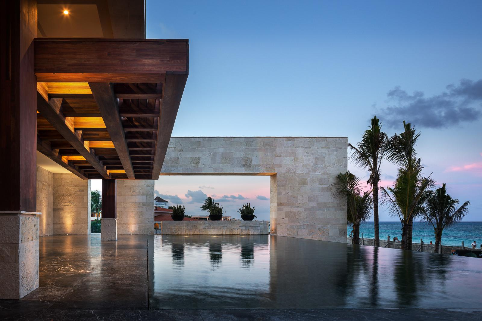 Casa AAK, Playa Del Carmen, Mexico - Pozas Arquitectos