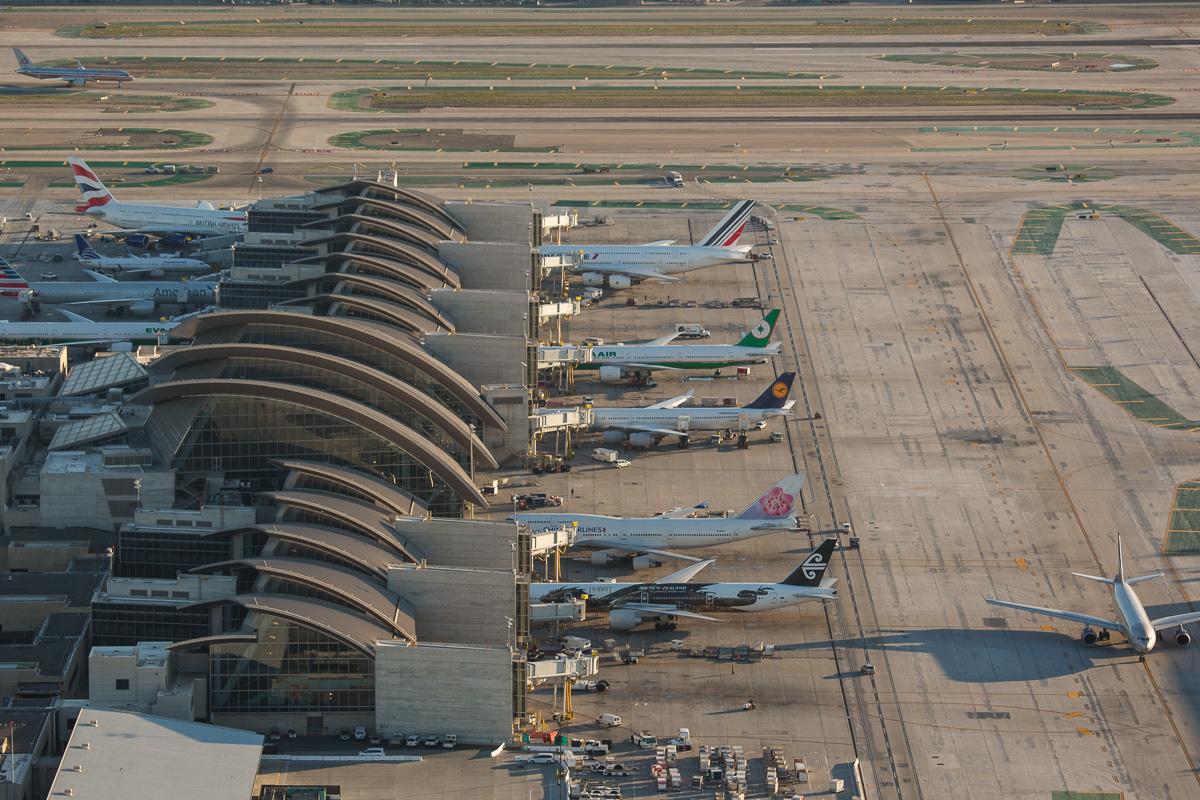 LAX TBIT Aerial
