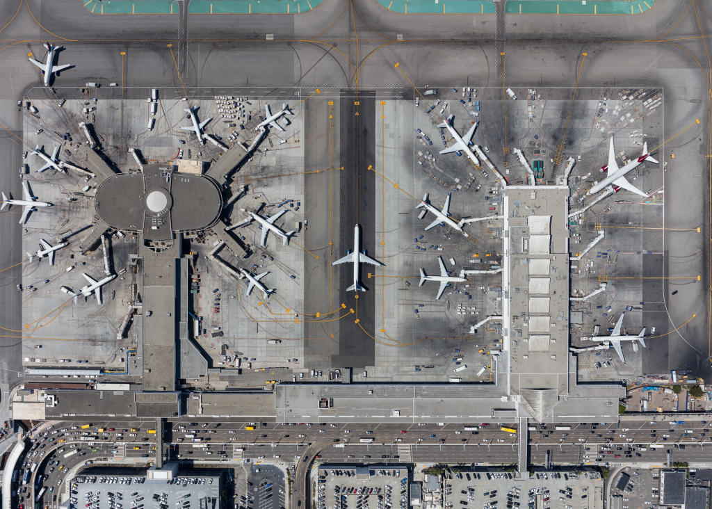 Terminals 2 and 3