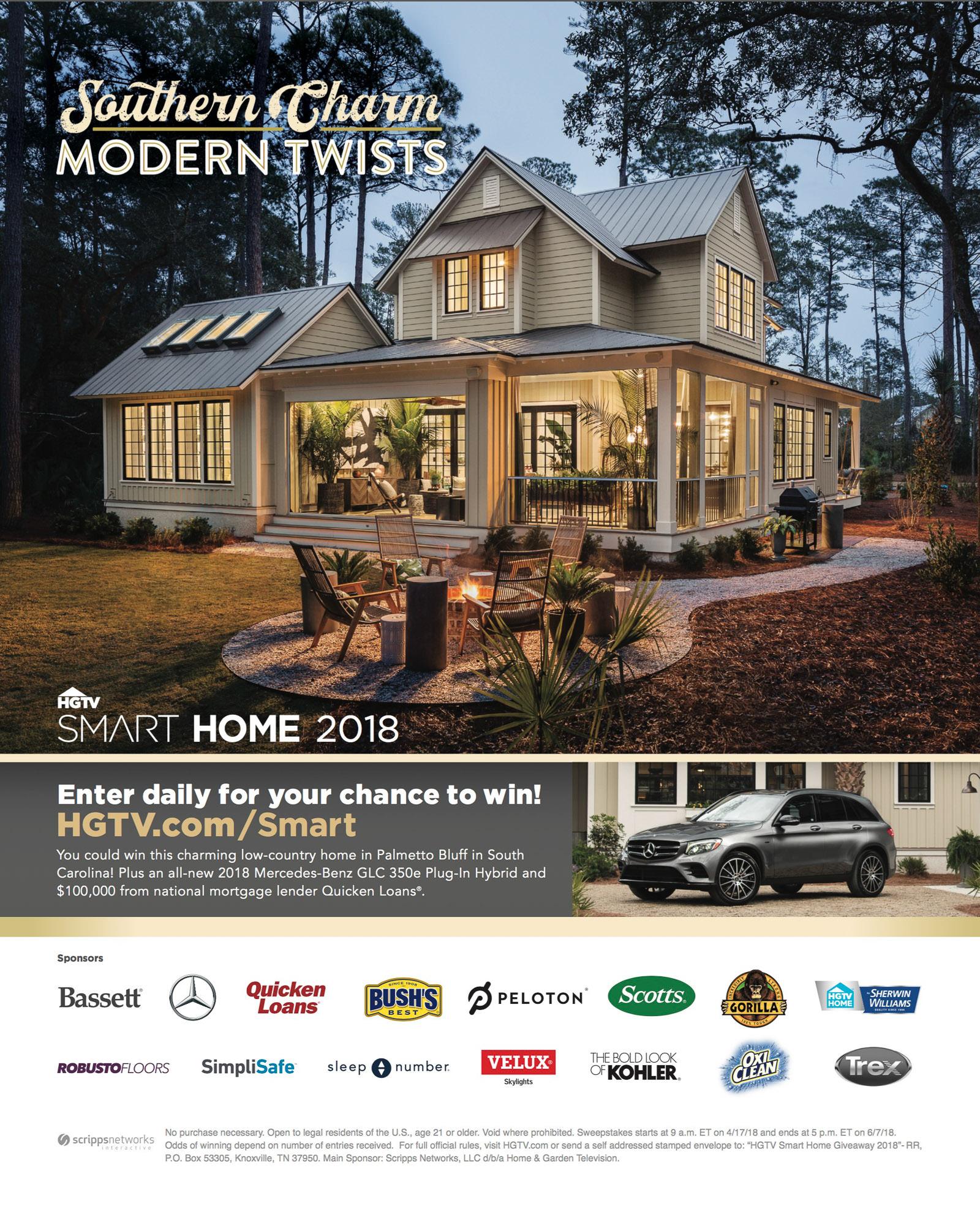 HGTV: Smart Home 2018