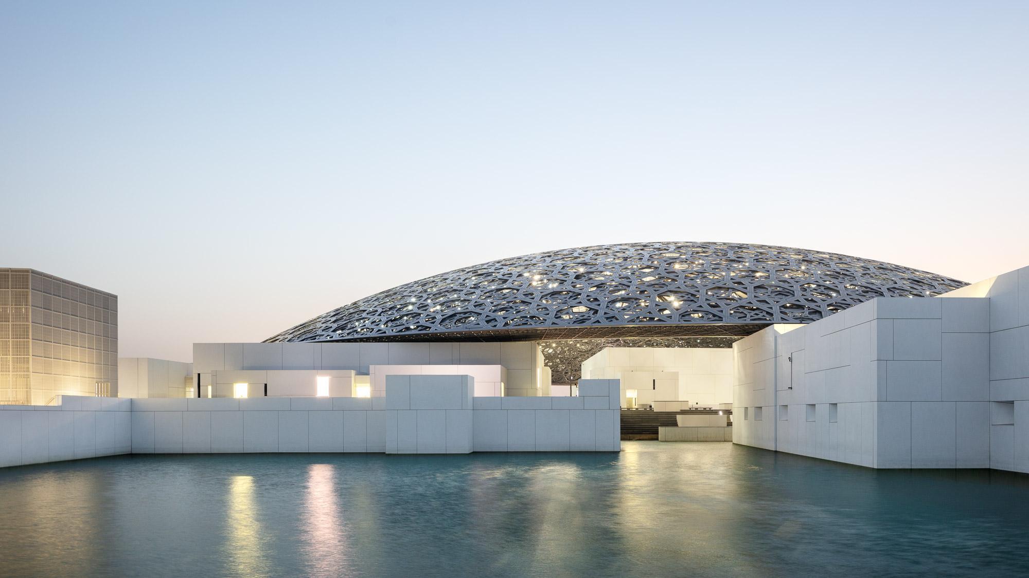 Louvre Abu Dhabi, Abu Dhabi, UAE - Ateliers Jean Nouvel
