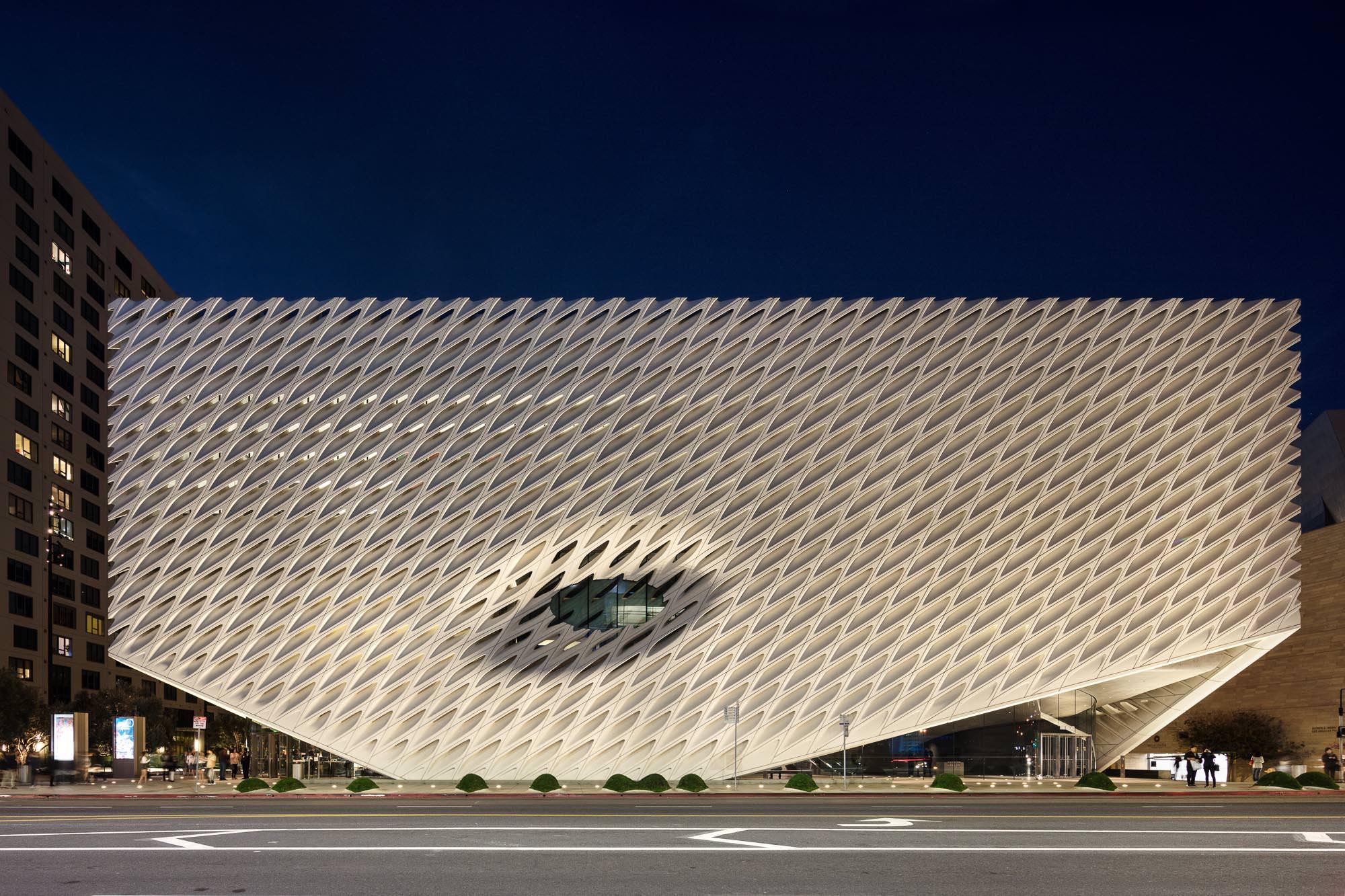The Broad, Los Angeles, CA - Diller Scofidio + Renfro