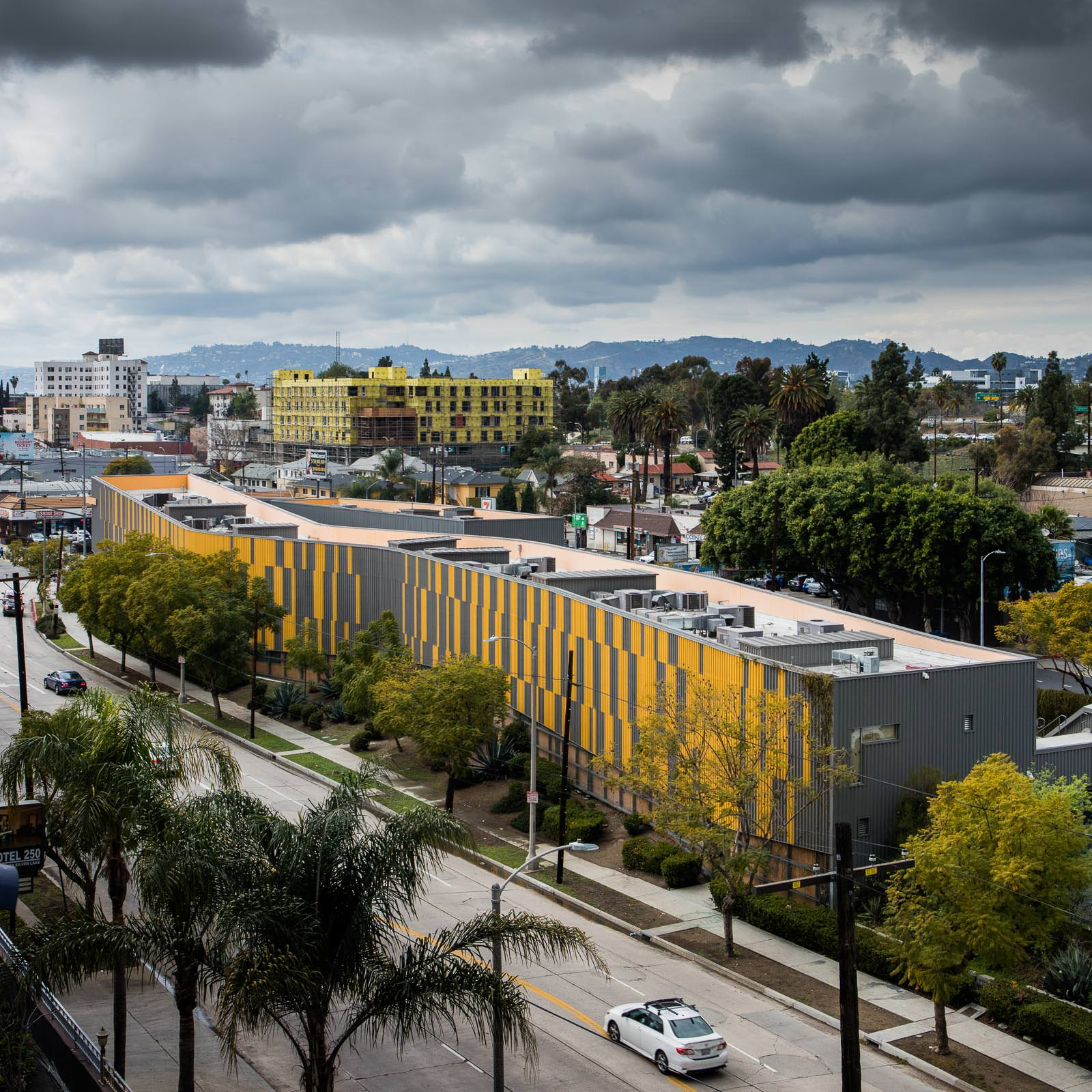 Camino Nuevo High School, Los Angeles, CA - Daly Genik Architects