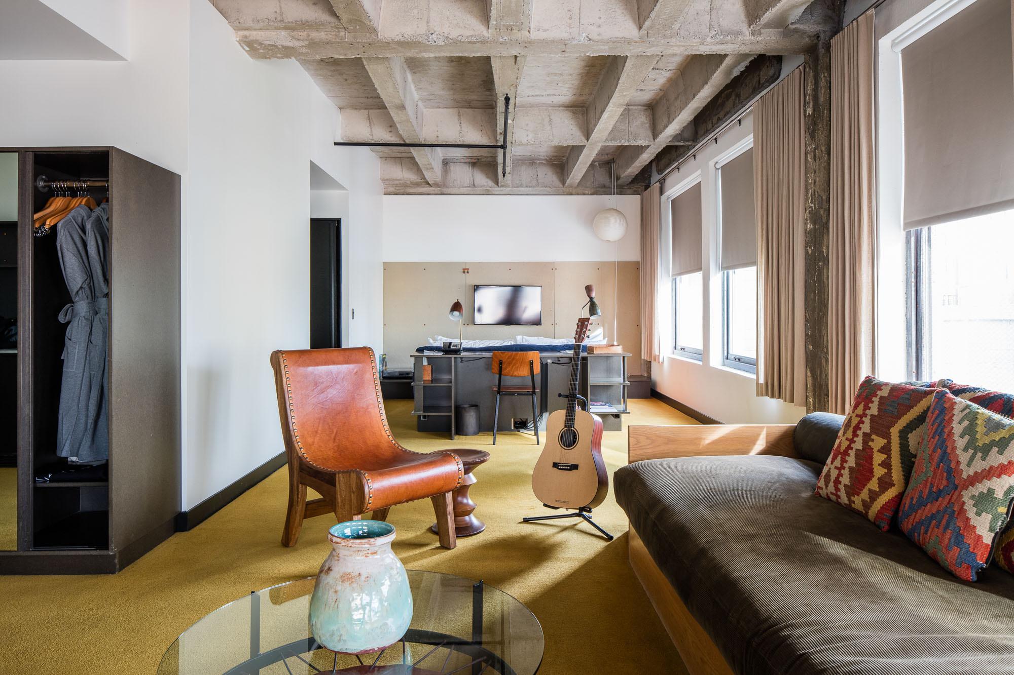 Ace Hotel, Los Angeles, CA - Commune Design