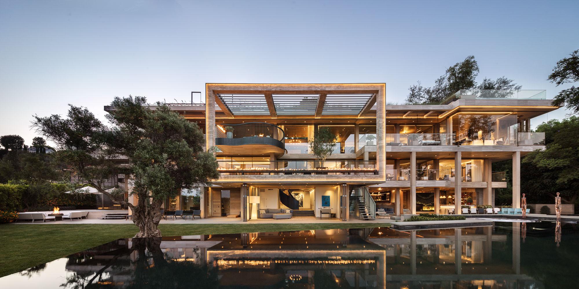 Sarbonne Residence, Bel-Air, California - ARYA Group