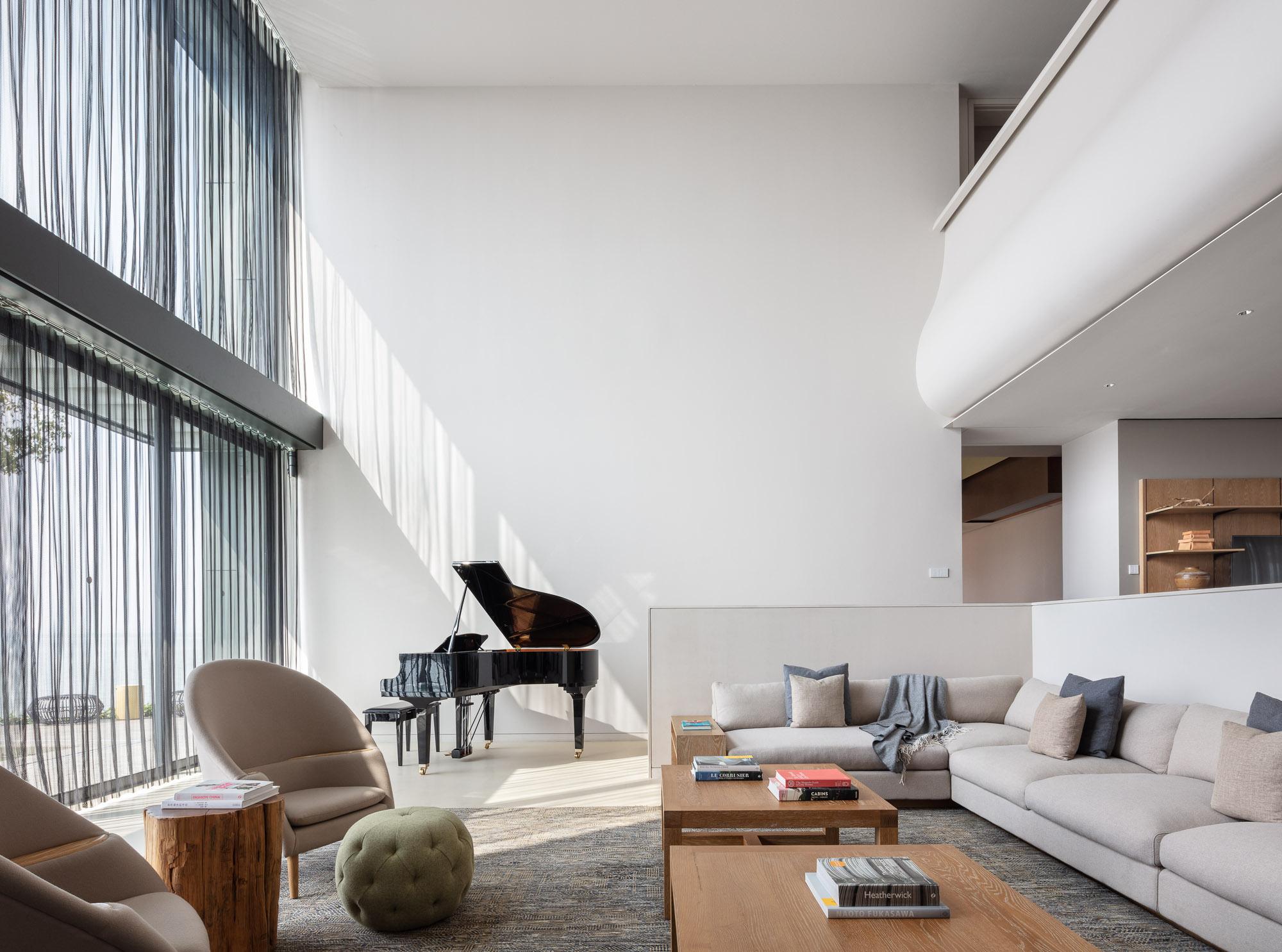 Villas at Sangha Retreat, Shanghai, China - Tsao & McKown
