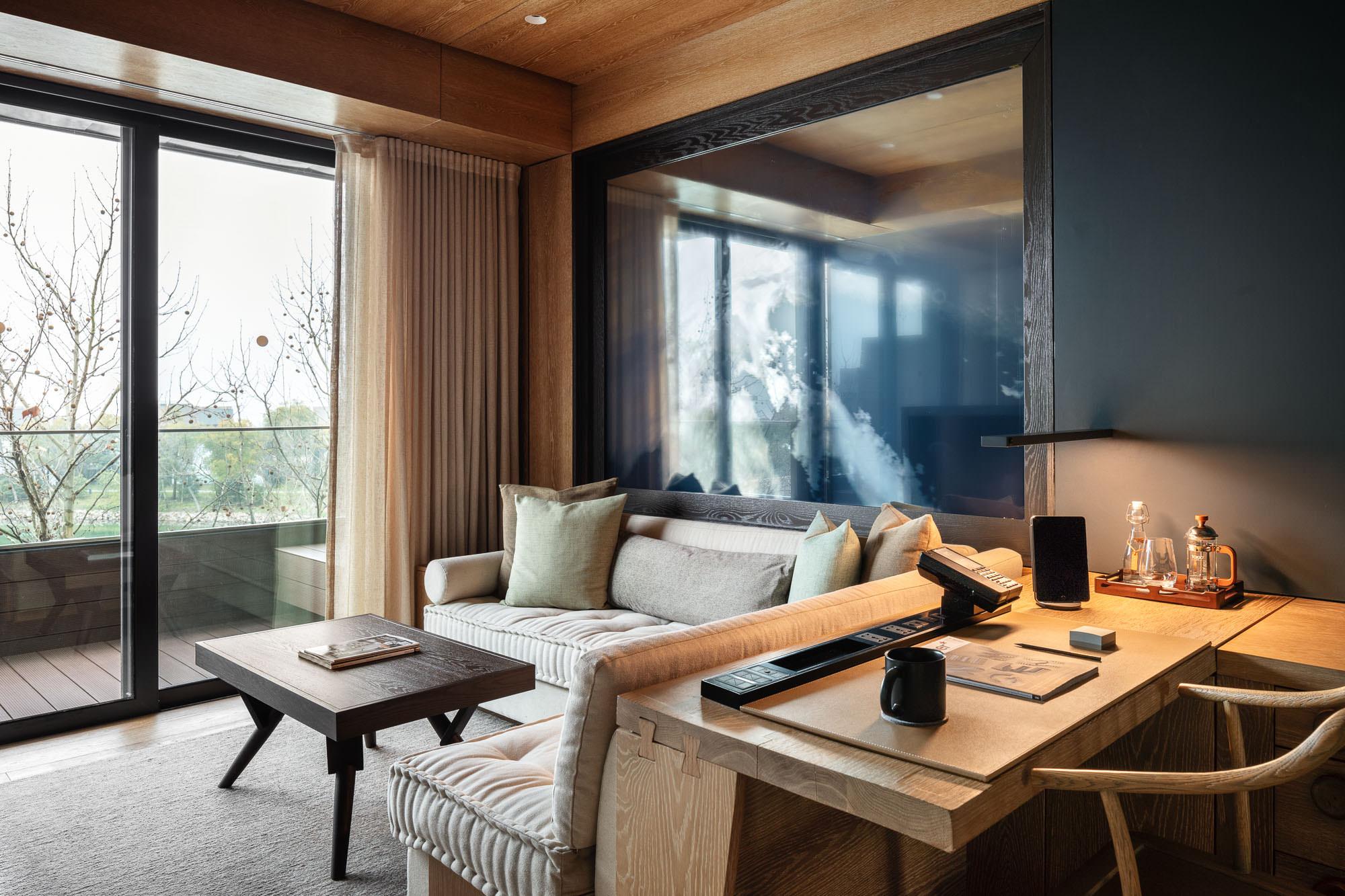 Sangha Retreat, Shanghai, China - Tsao + McKown