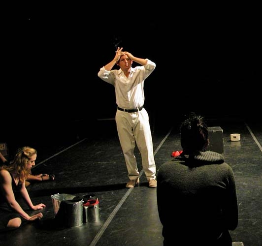 Untitled, a play about Mark Rothko