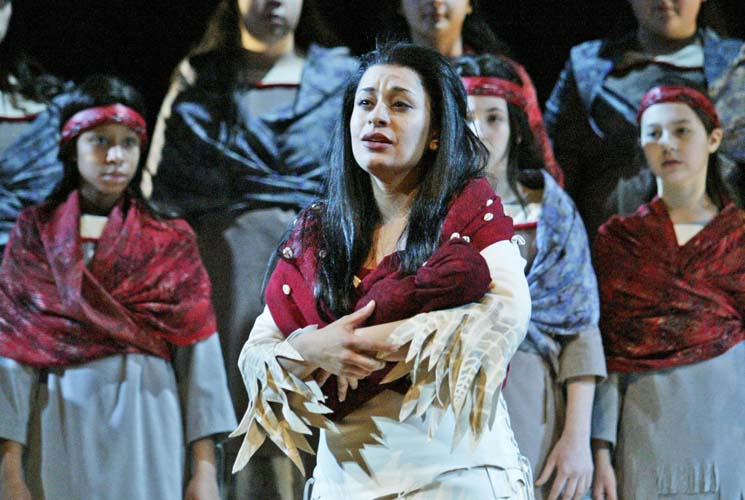 DREAM OF THE PACIFIC - Washington National Opera, 2006Commissioned by Opera Theatre of St. Louis, 2004