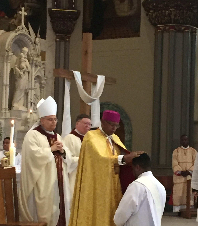 Arch Bishop L Matteos of Addia Ababa.JPG