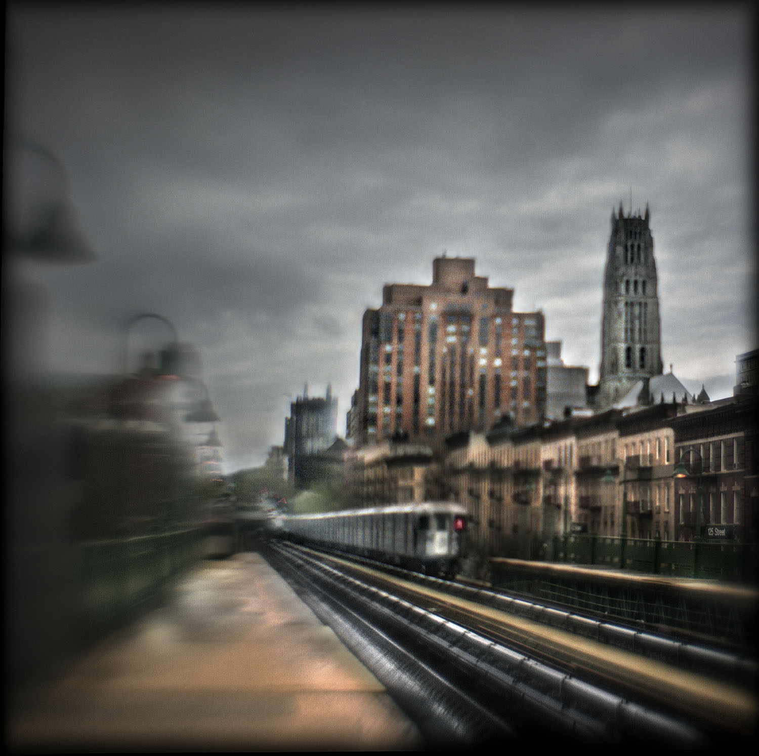 """Leaving Harlem"""