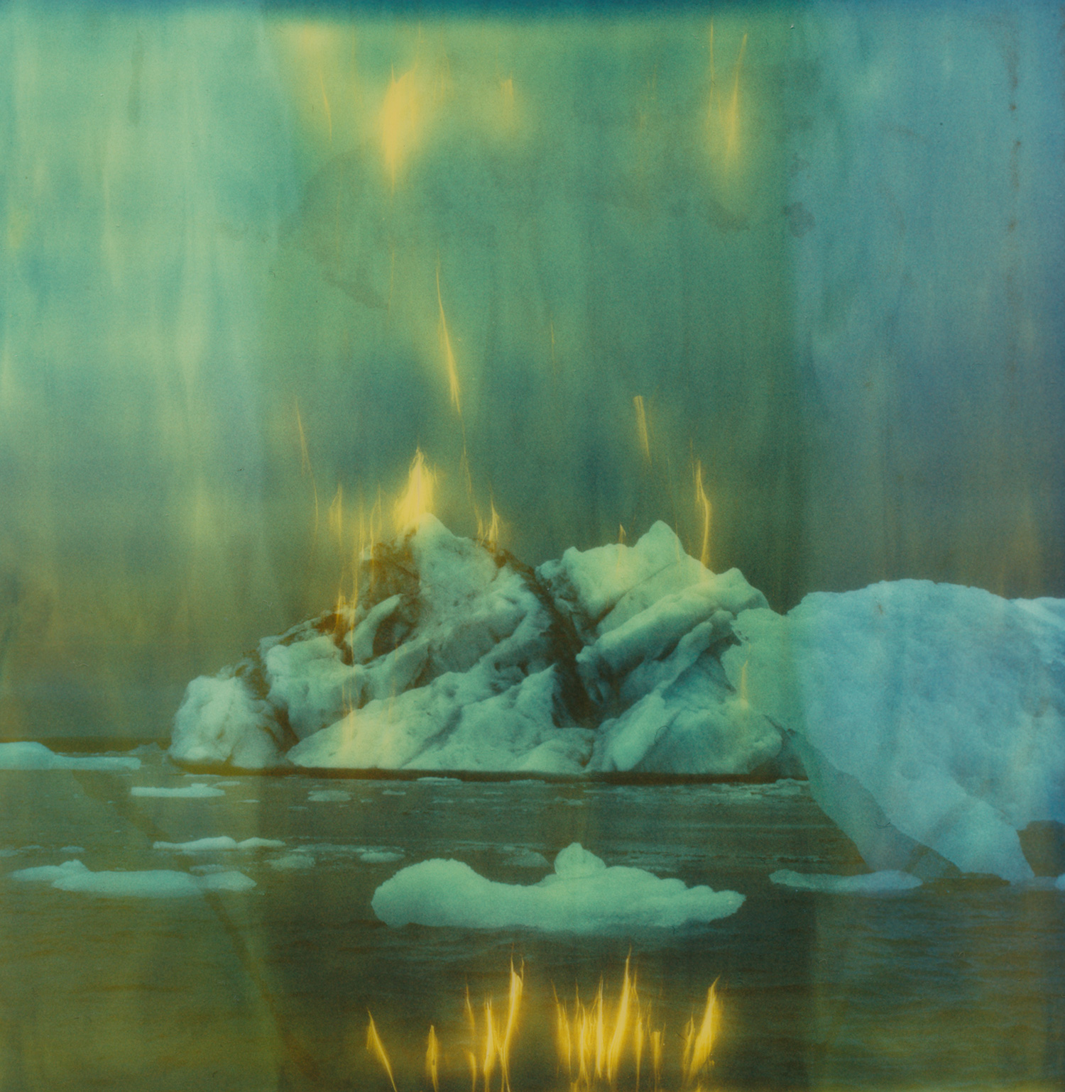 """""""Burning Down The Ice"""" by Jennifer Rumbach"""