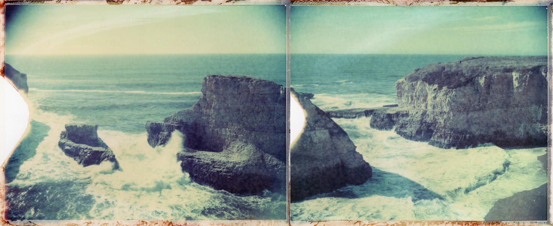 """Shark Fin Cove"" byCJ Lee"