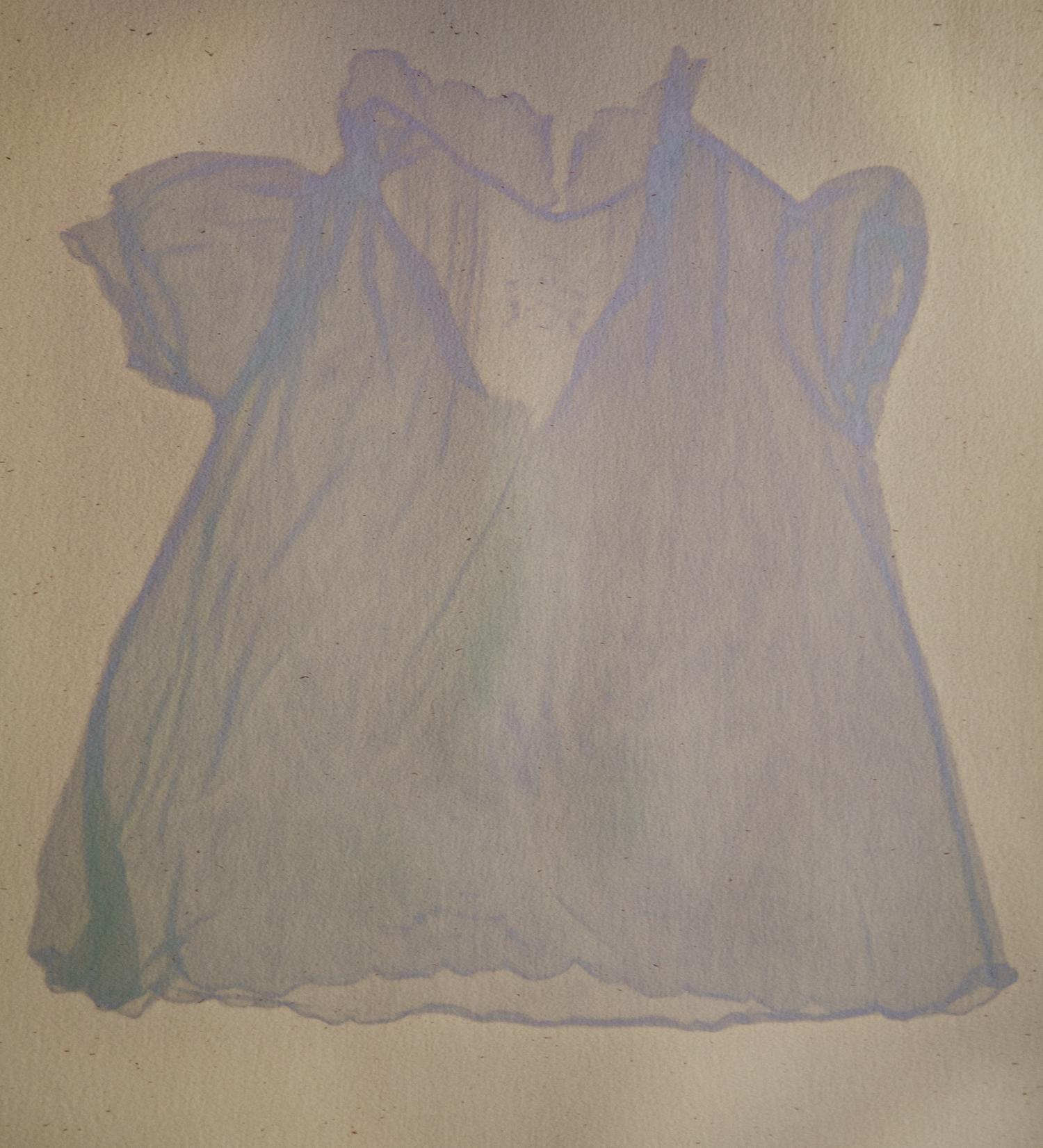 """Lavender Dress"" by Samantha VanDeman"