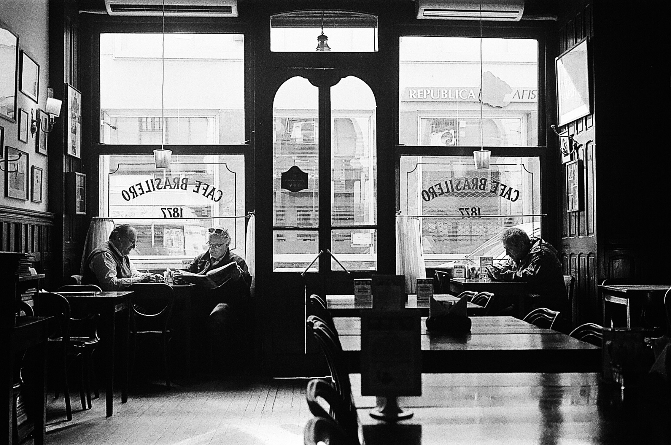 """""""Cafe Brasileiro 1877"""" by Felipe Garofalo"""