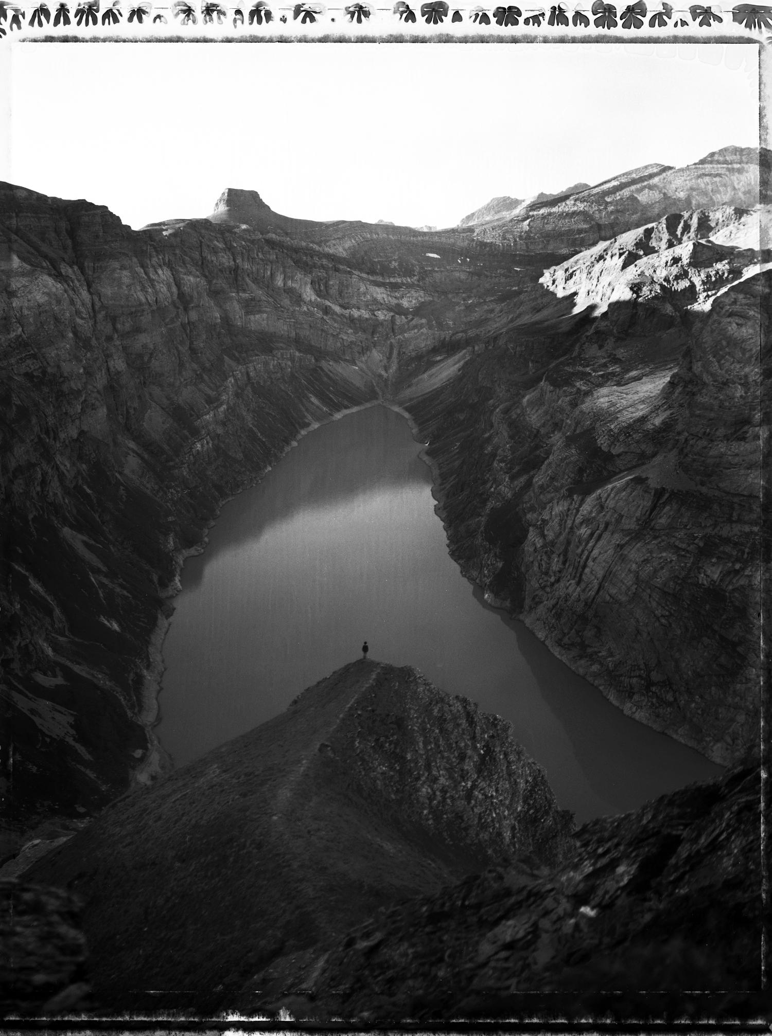 """Small Human, Big Land, Great Thoughts"" by Bastian Kalous"