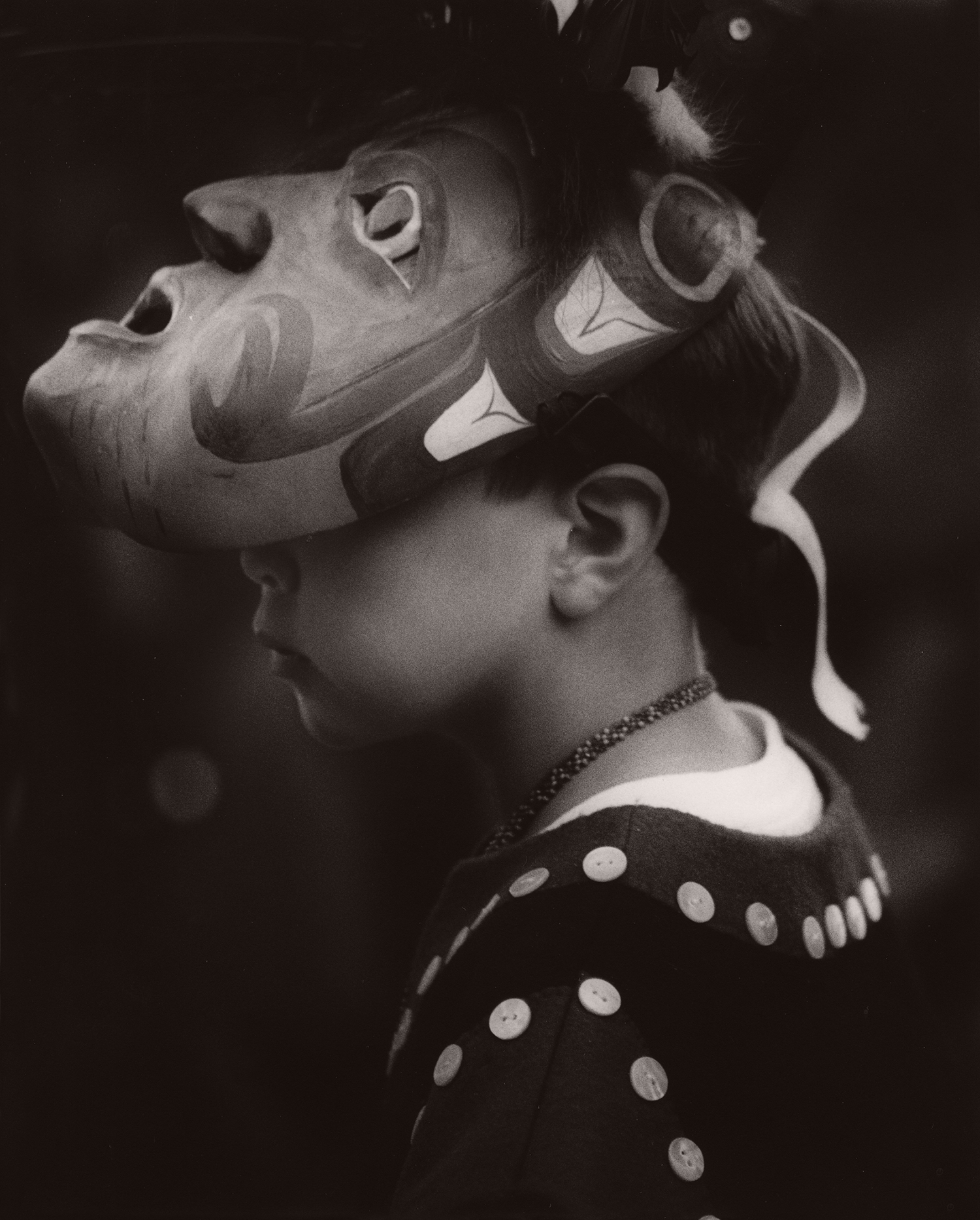 Crouser_M_Tlingit Mask.jpg